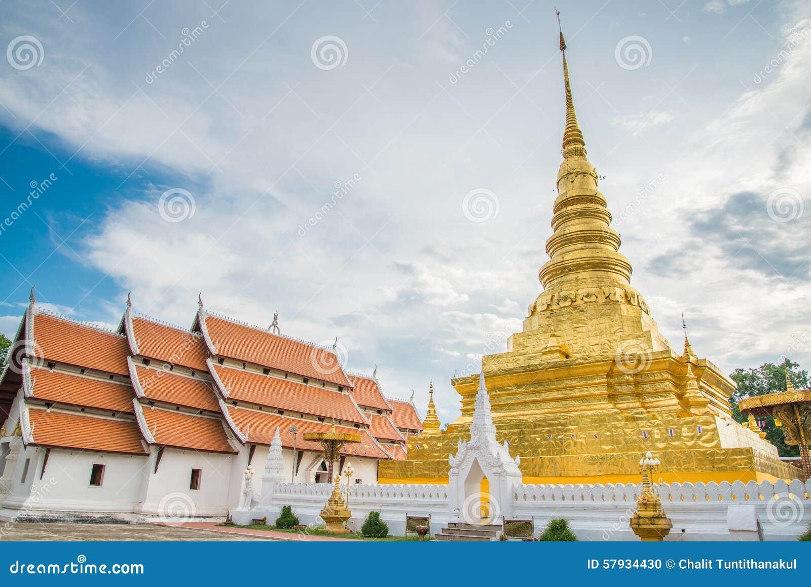 Tempiale in Tailandia