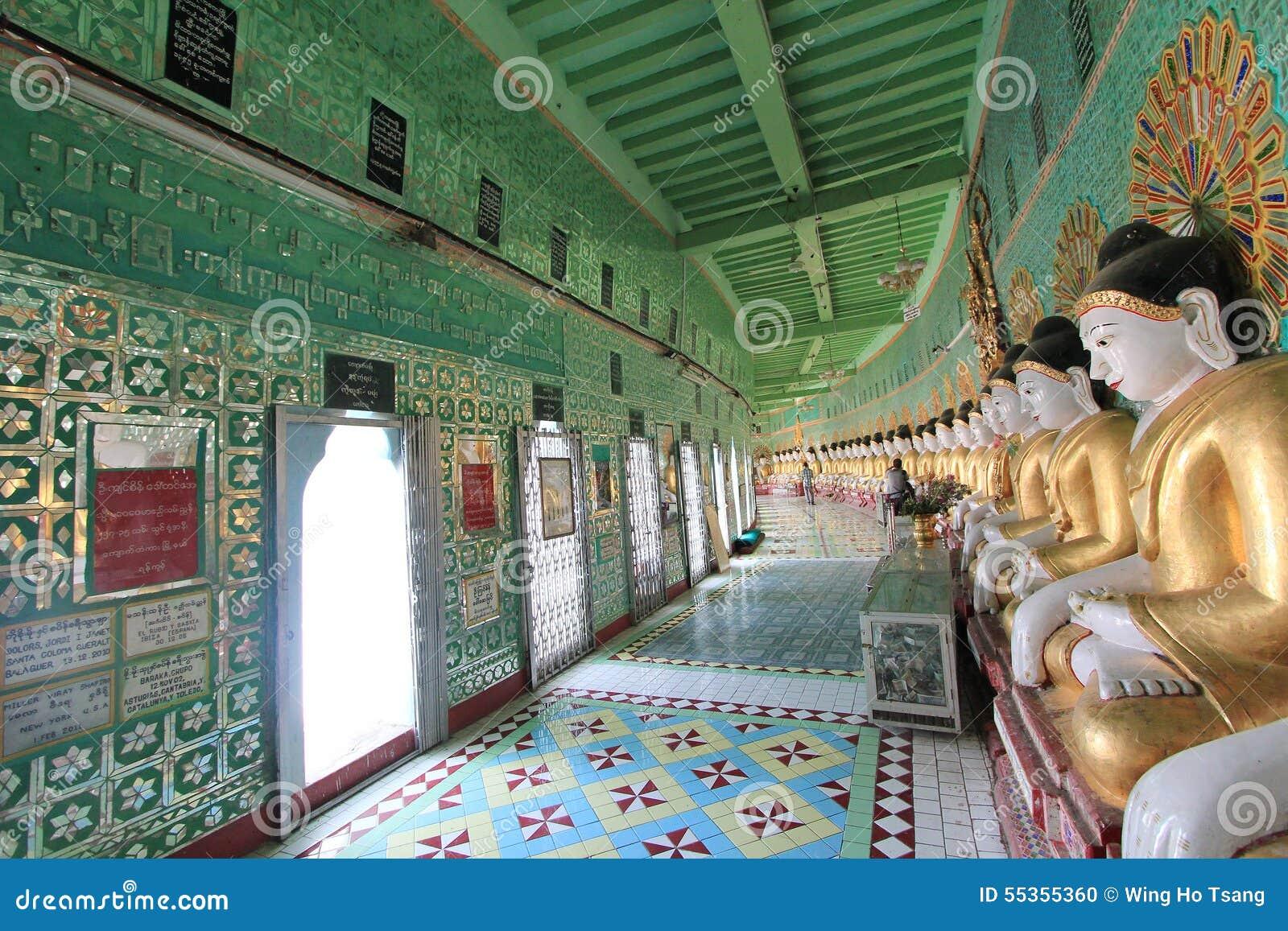 Tempio del Myanmar Bagan
