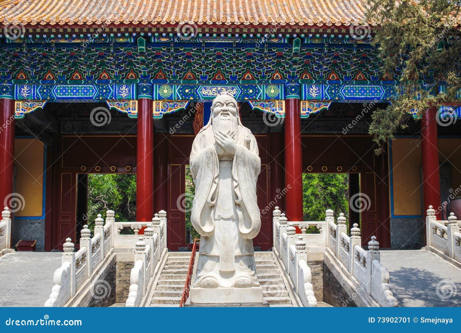 Tempio di Confucio, Pechino, Cina