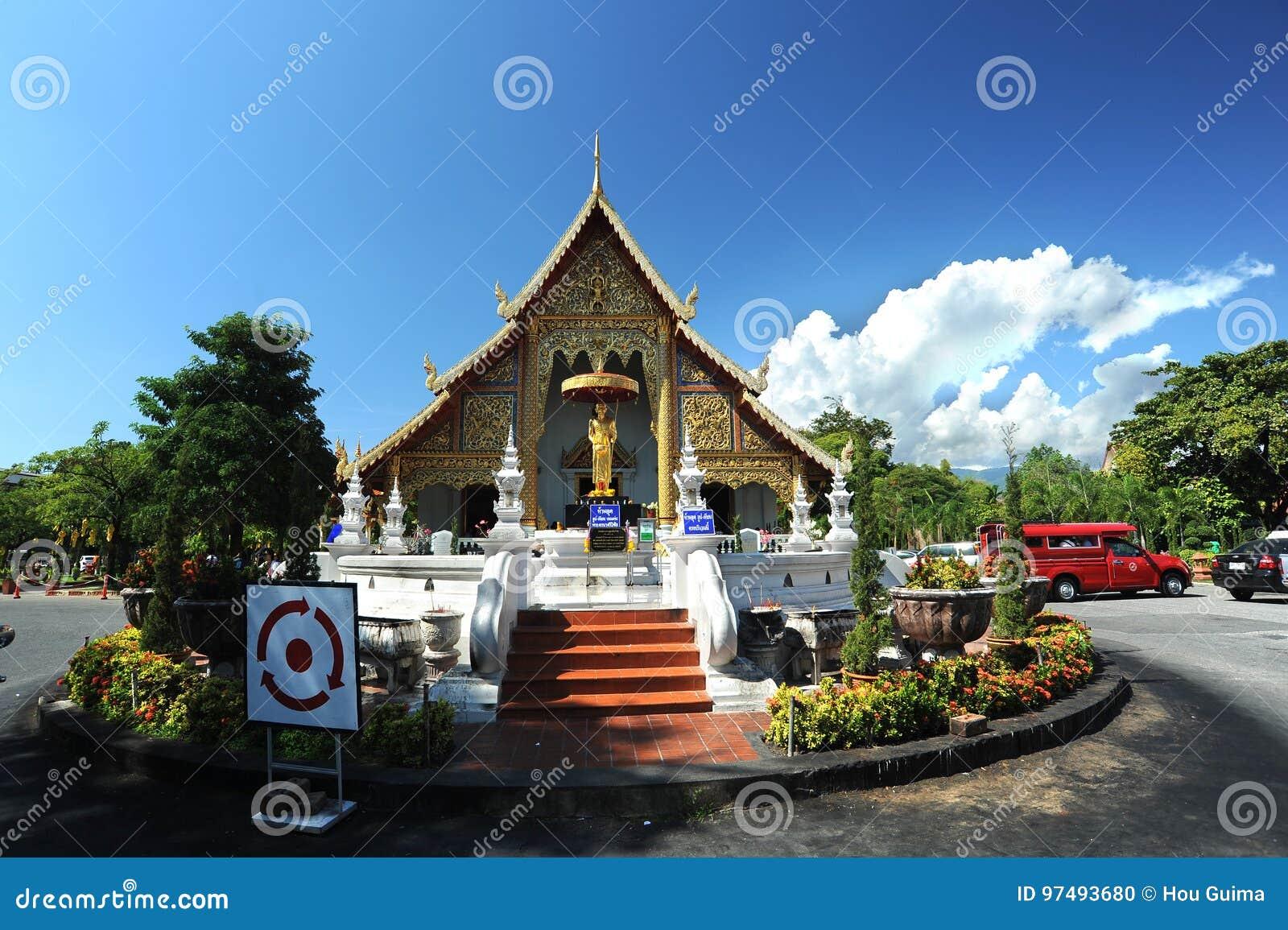 Tempio di Wat Phra Singh