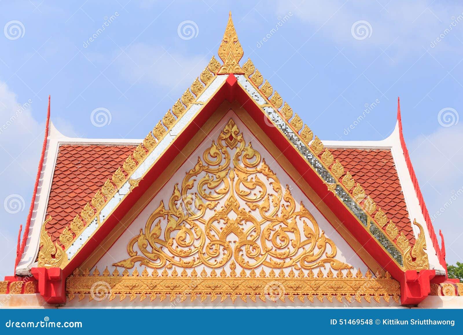Tempio Tailandia dell oro
