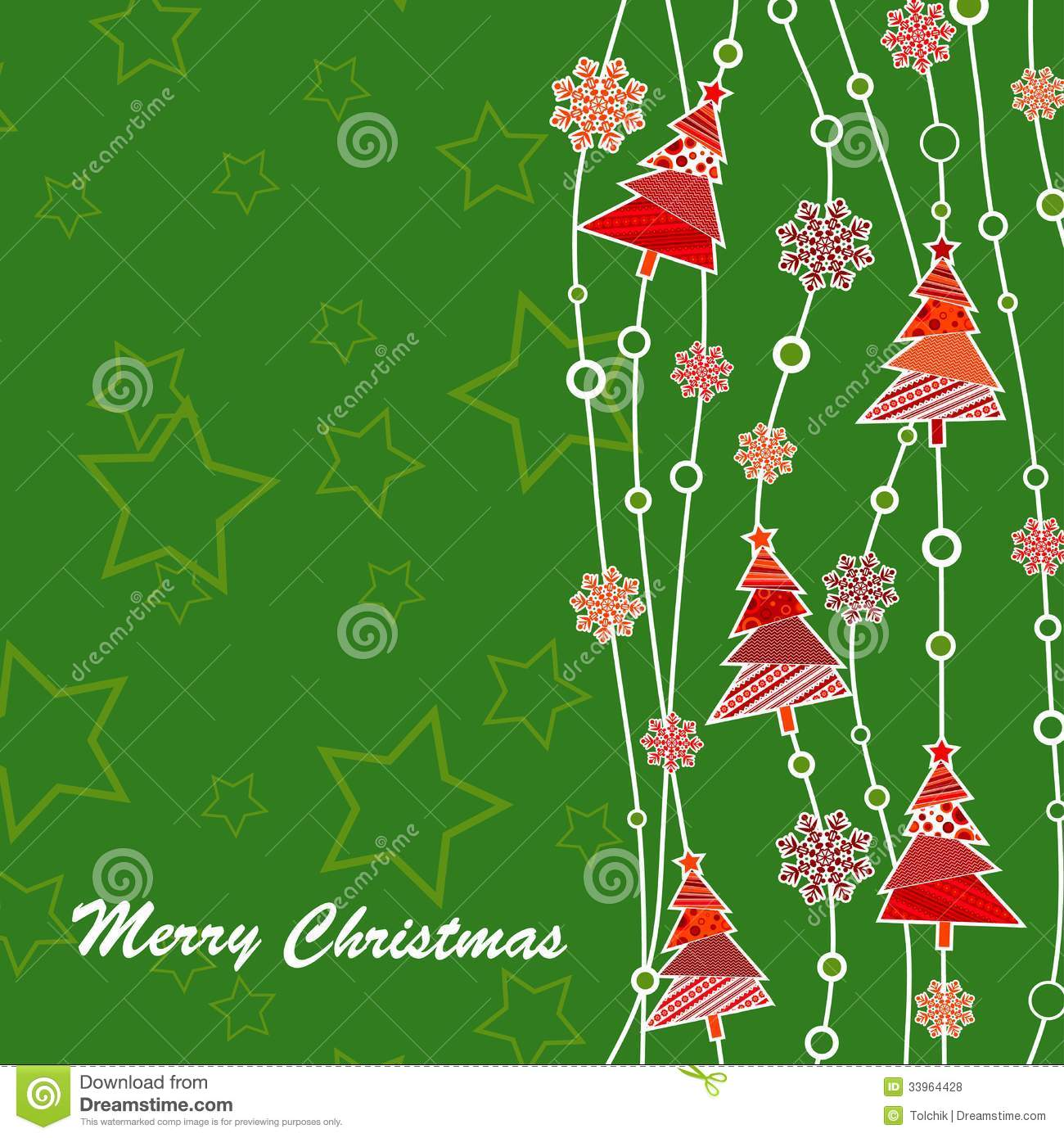 Template Greeting Card Royalty Free Stock Image: Template Christmas Greeting Card Royalty Free Stock Photos