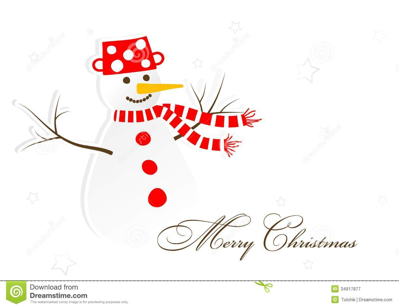 Template christmas greeting card vector royalty free for Christmas business card template