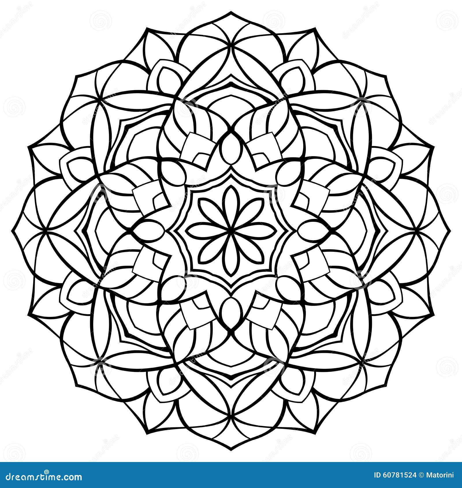 Template Circular Element. Stock Vector - Image: 60781524