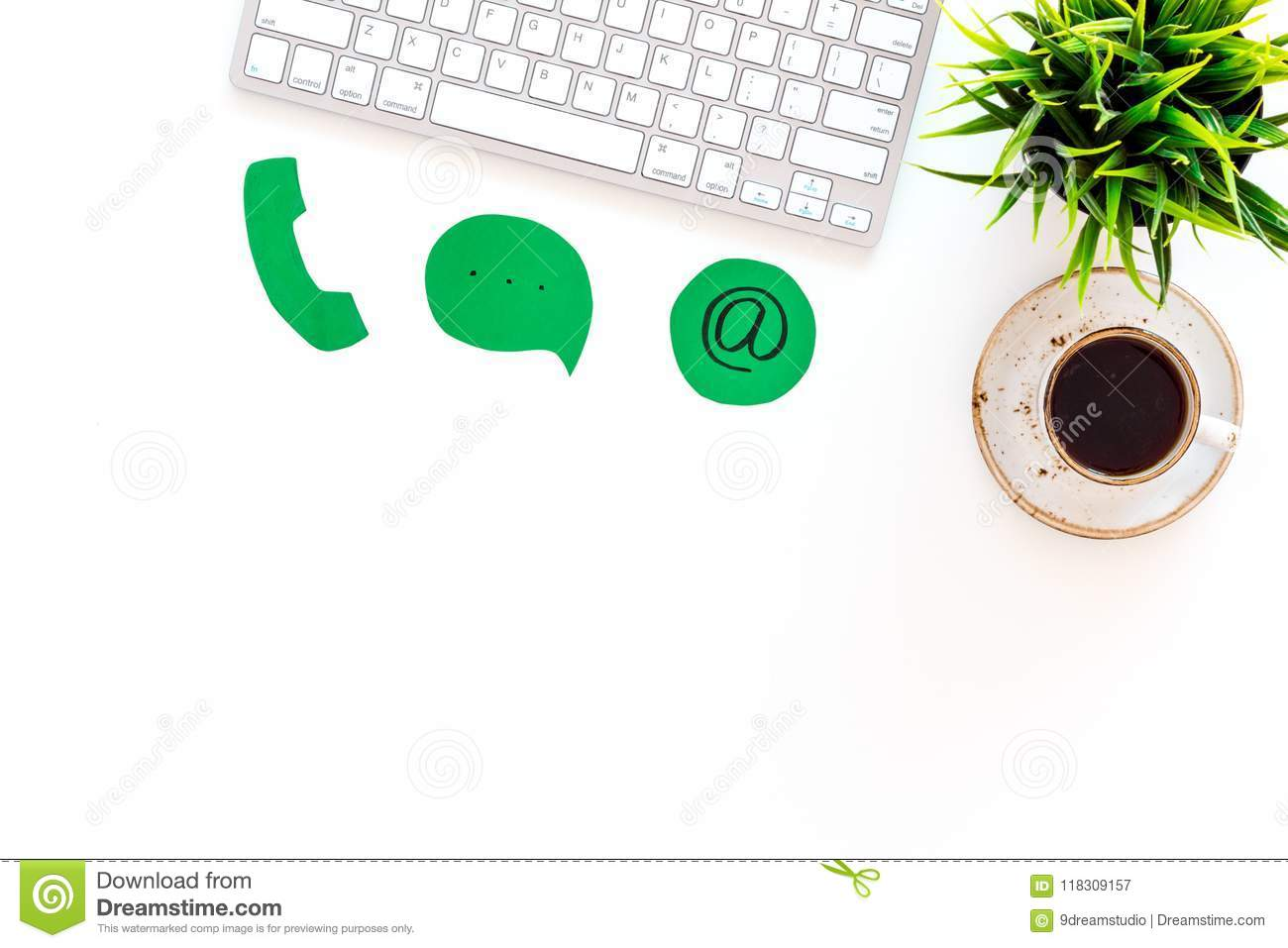 Template For Contacts Background For Contact Information Phone