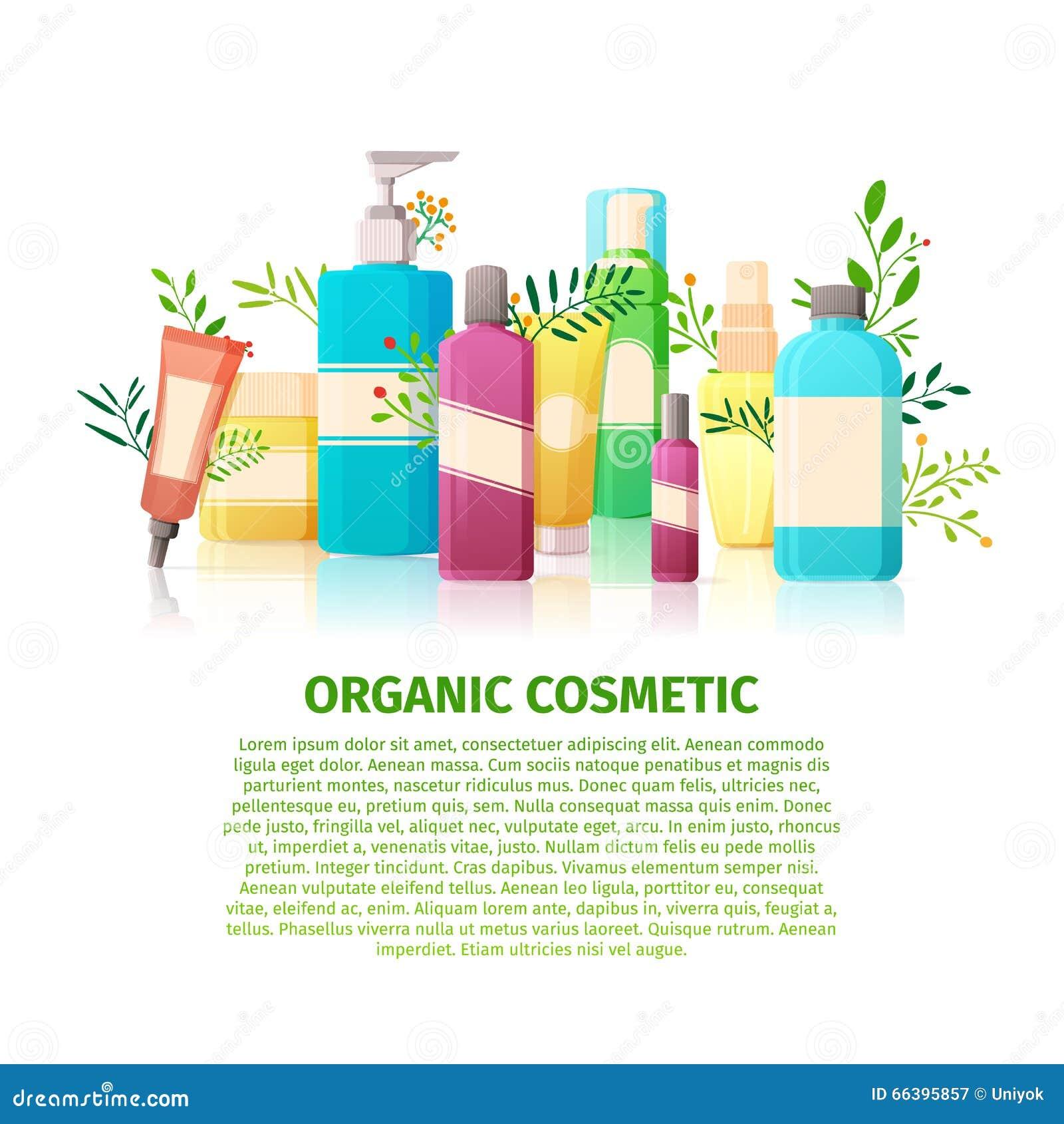 organic cosmetics business plan