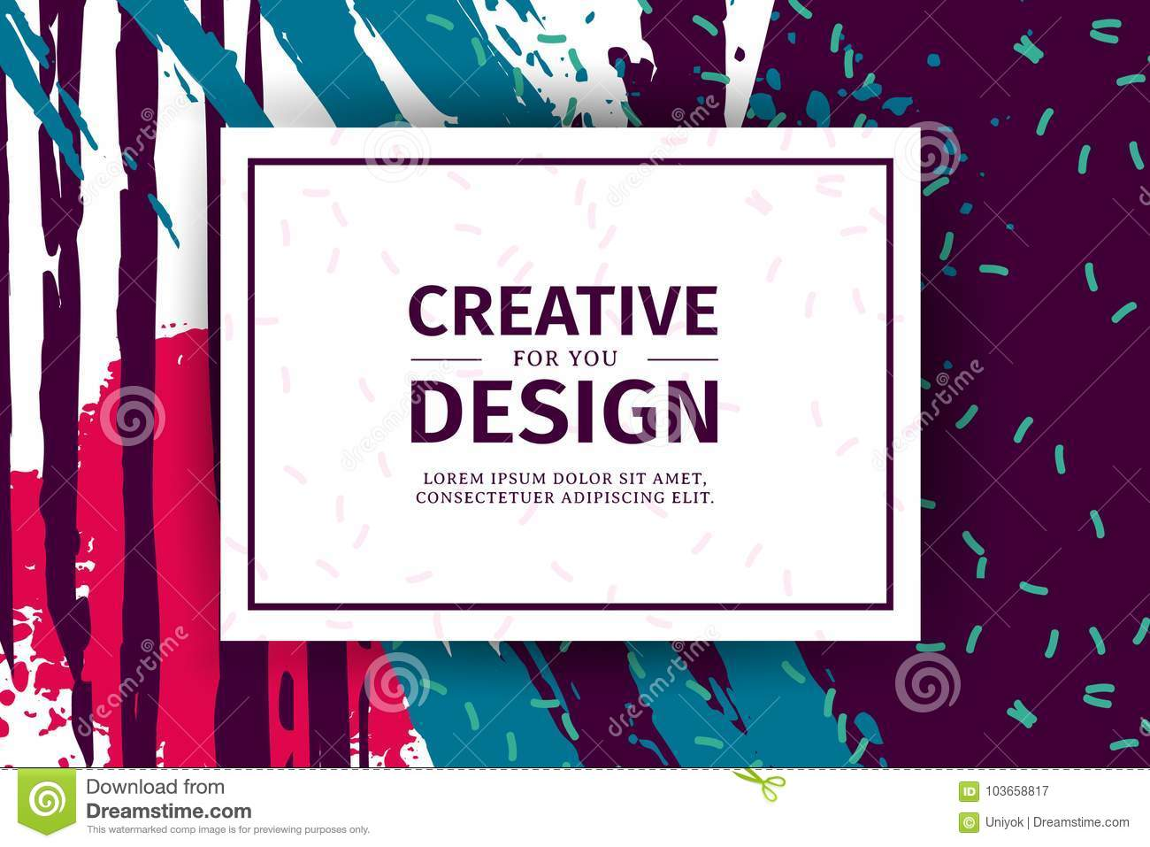template design vertical banner with texture background. poster for, Presentation Abstract Template, Presentation templates