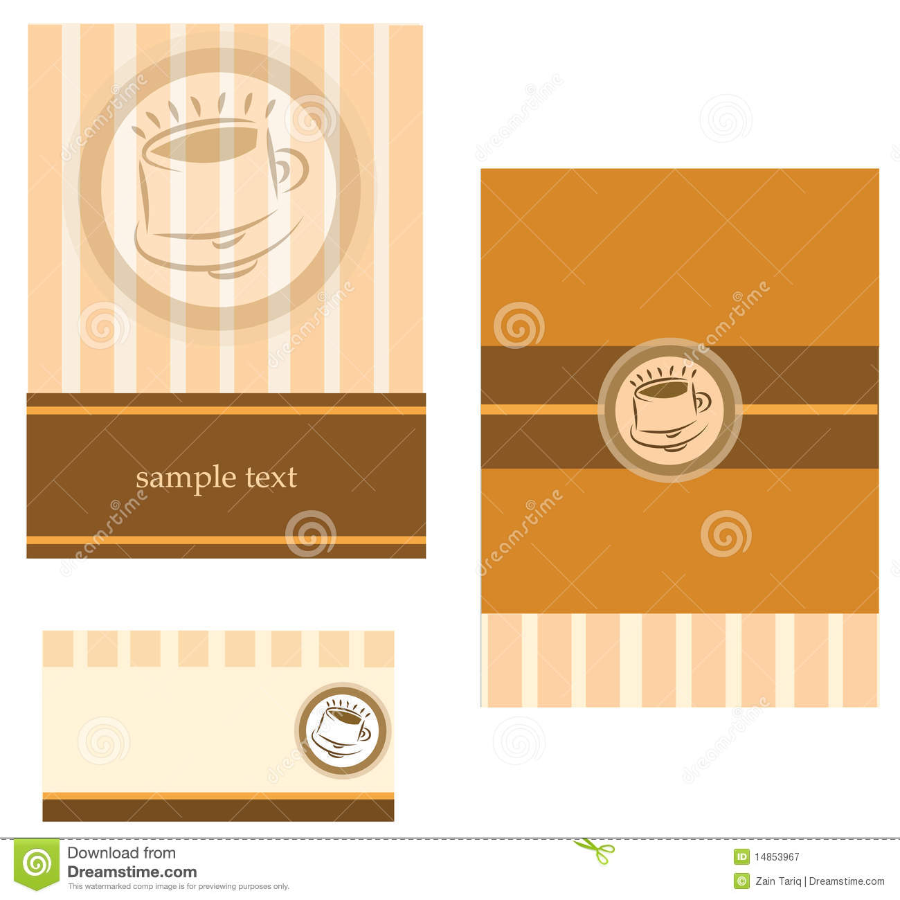 Coffee Business Card Template Free Images Coffee Shop - Coffee business card template free