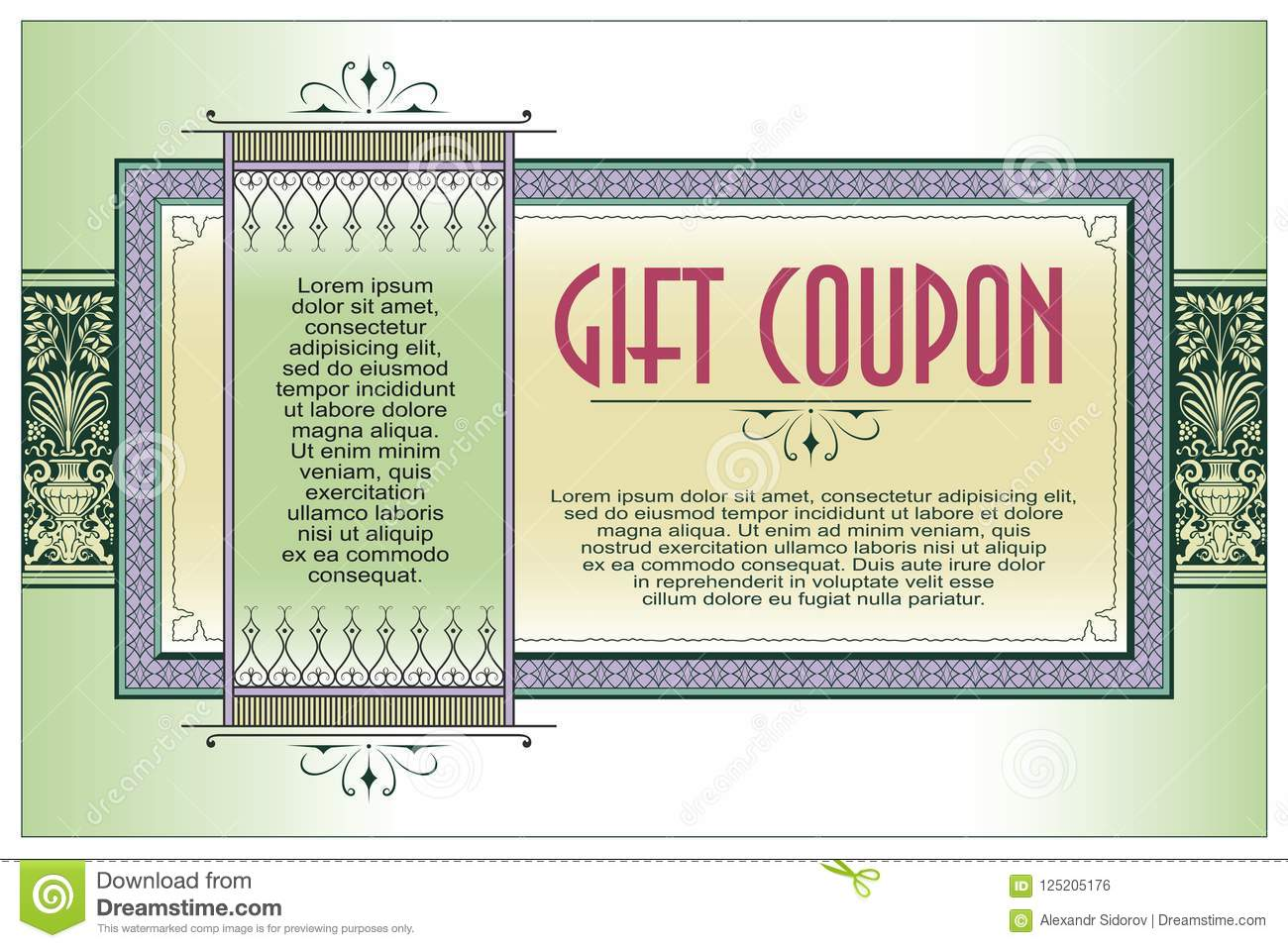 Template flyer invitations or greeting cards stock vector download template flyer invitations or greeting cards stock vector illustration of announcement flyer maxwellsz