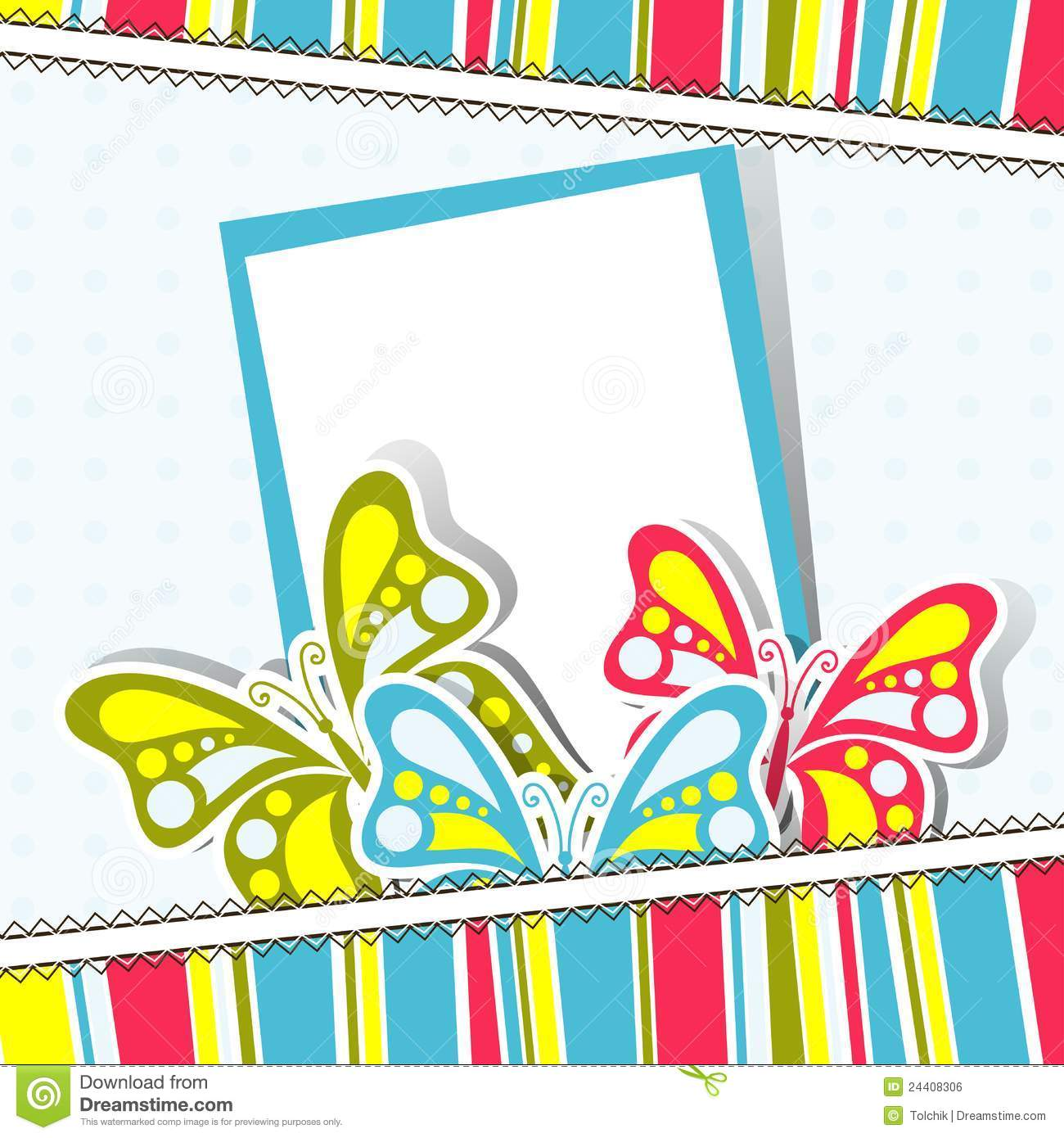 Template Greeting Card Vector Download Preview