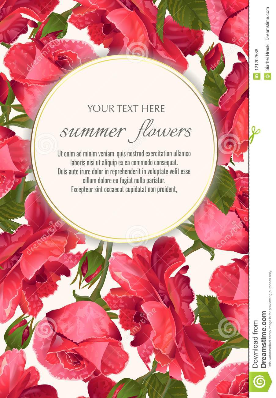 Template For Greeting Cards, Wedding Decorations,invitation, Sal ...