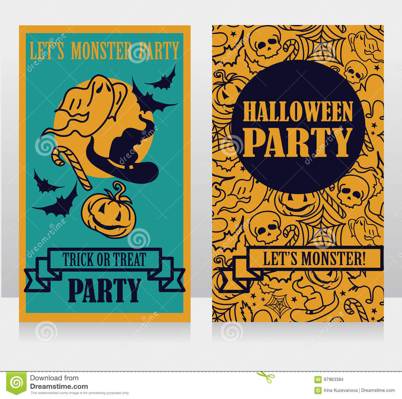 template for party invitations