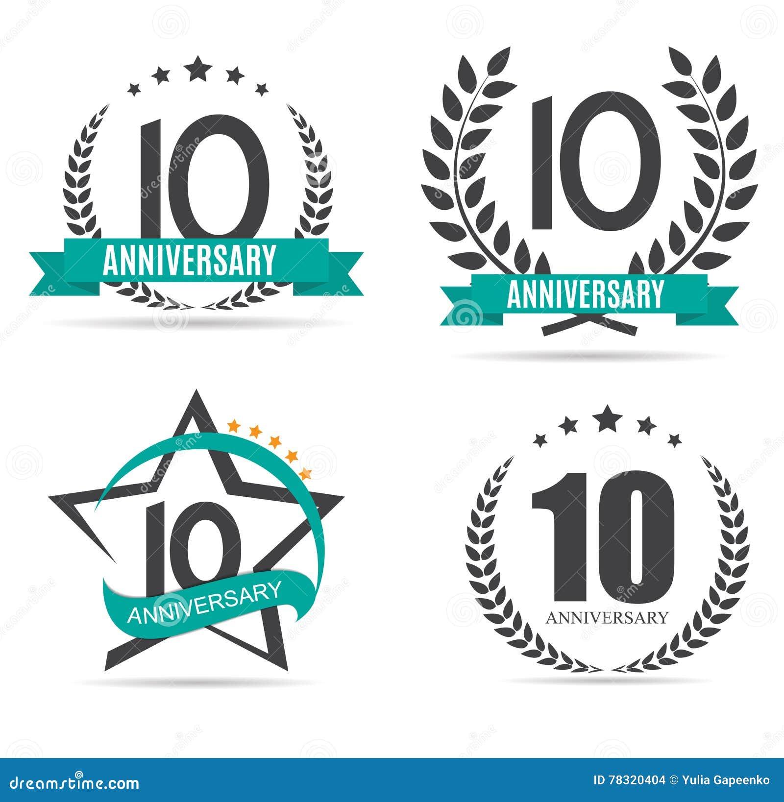 anniversary logo vector - photo #11