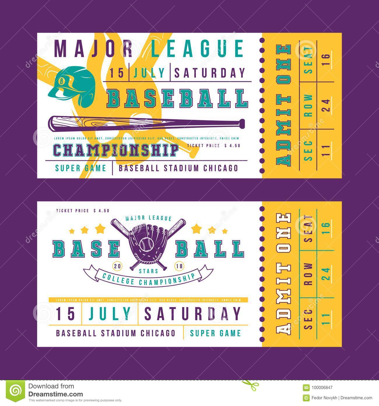Template for vintage baseball ticket stock vector illustration of download template for vintage baseball ticket stock vector illustration of helmet classic 100006847 maxwellsz