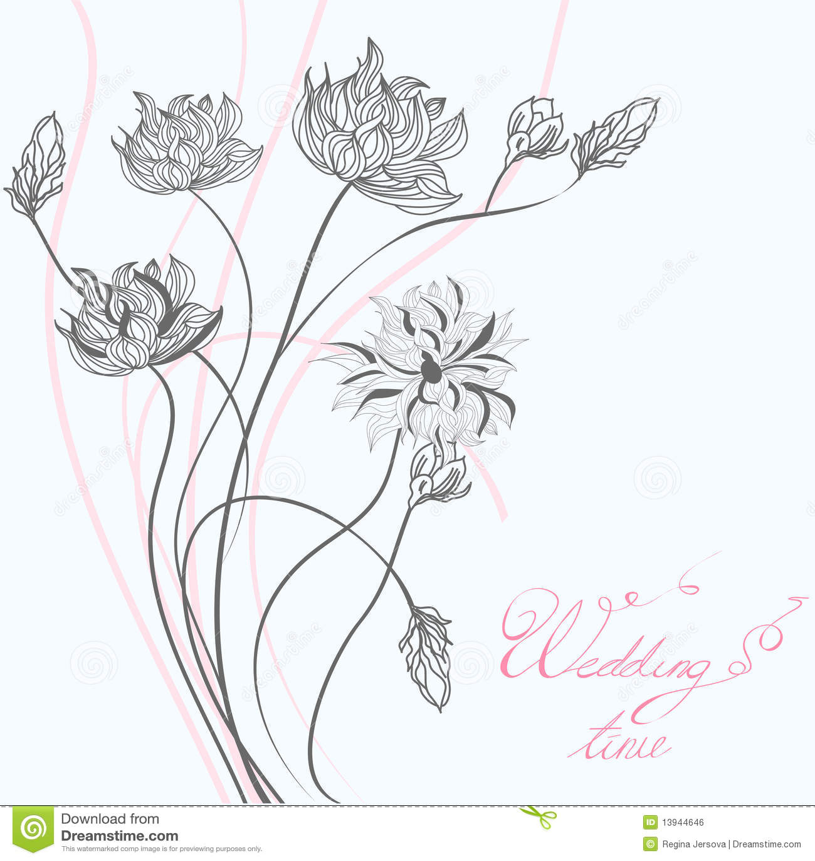 Wedding Congratulations Card Template Eczalinf