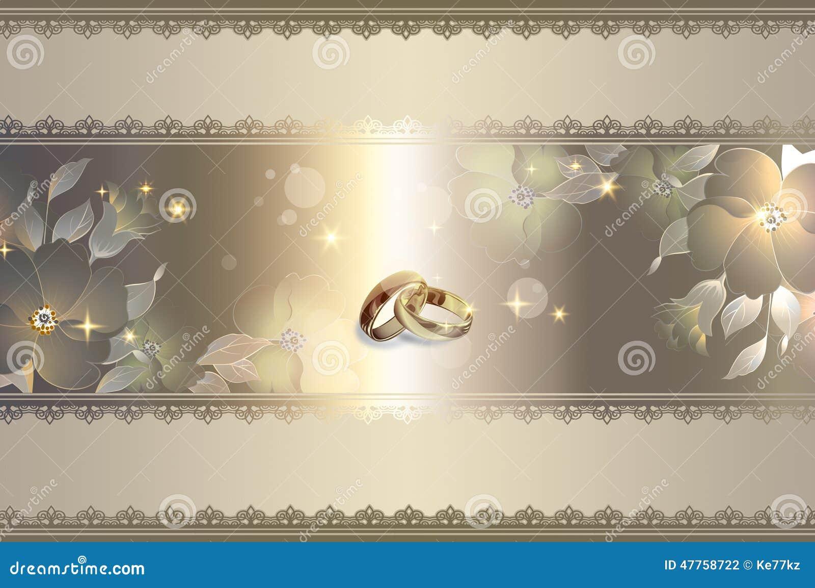 Wedding Invitation Card Design Stock Illustration Image 62686140