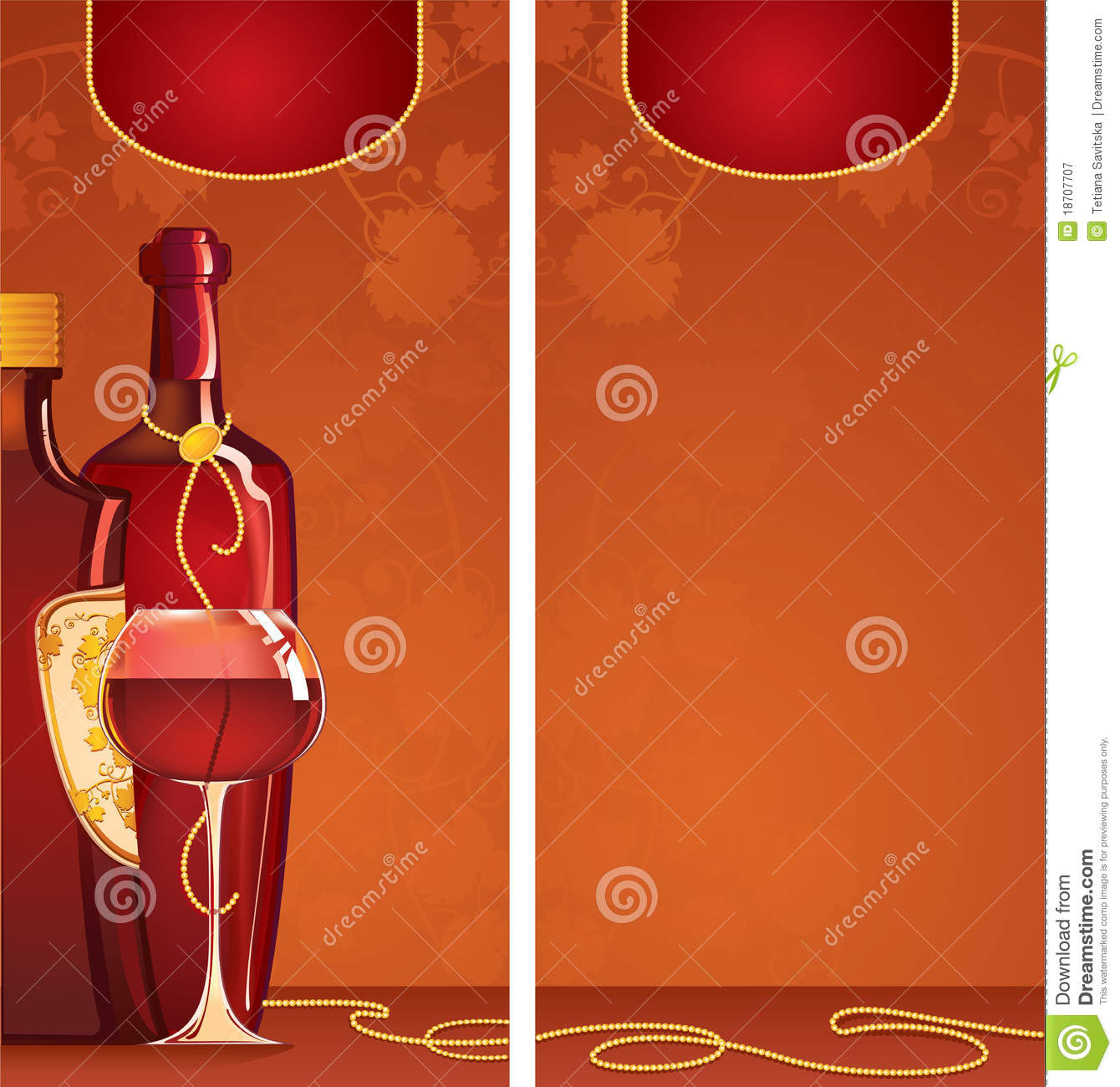 Wine Template  Free Wine List Template