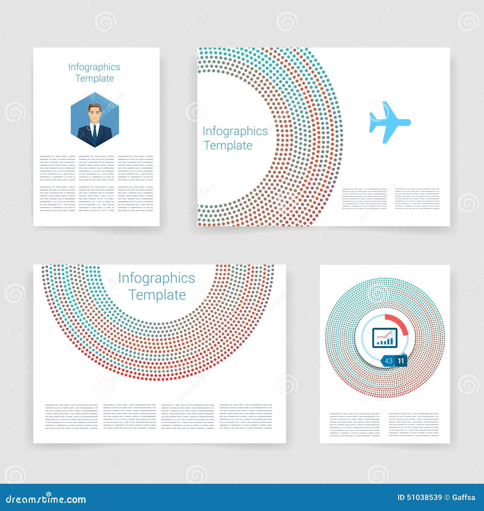 templates vector flyer brochure magazine cover stock vector