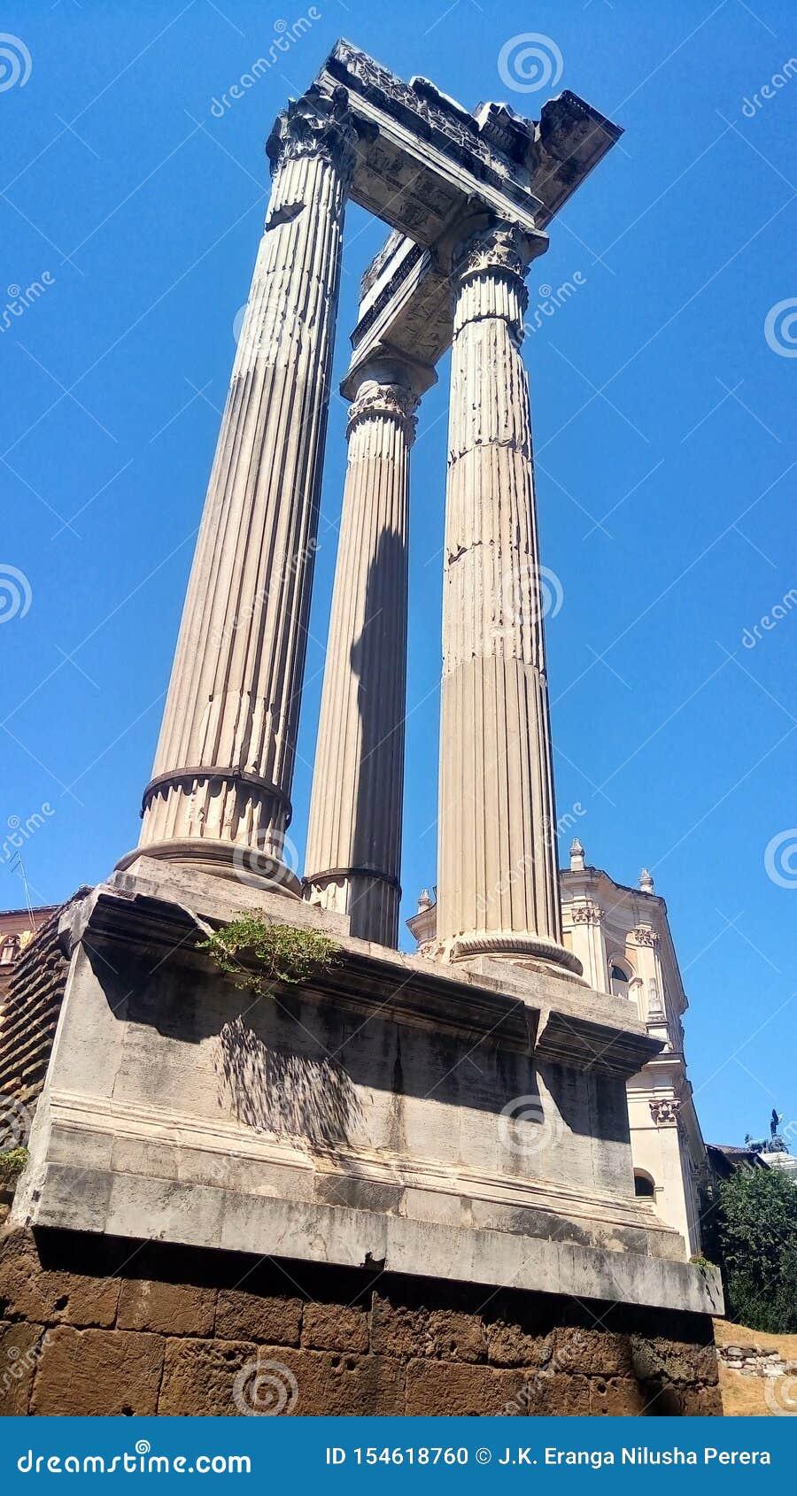 Temple of Appolo Medicus Sosianus