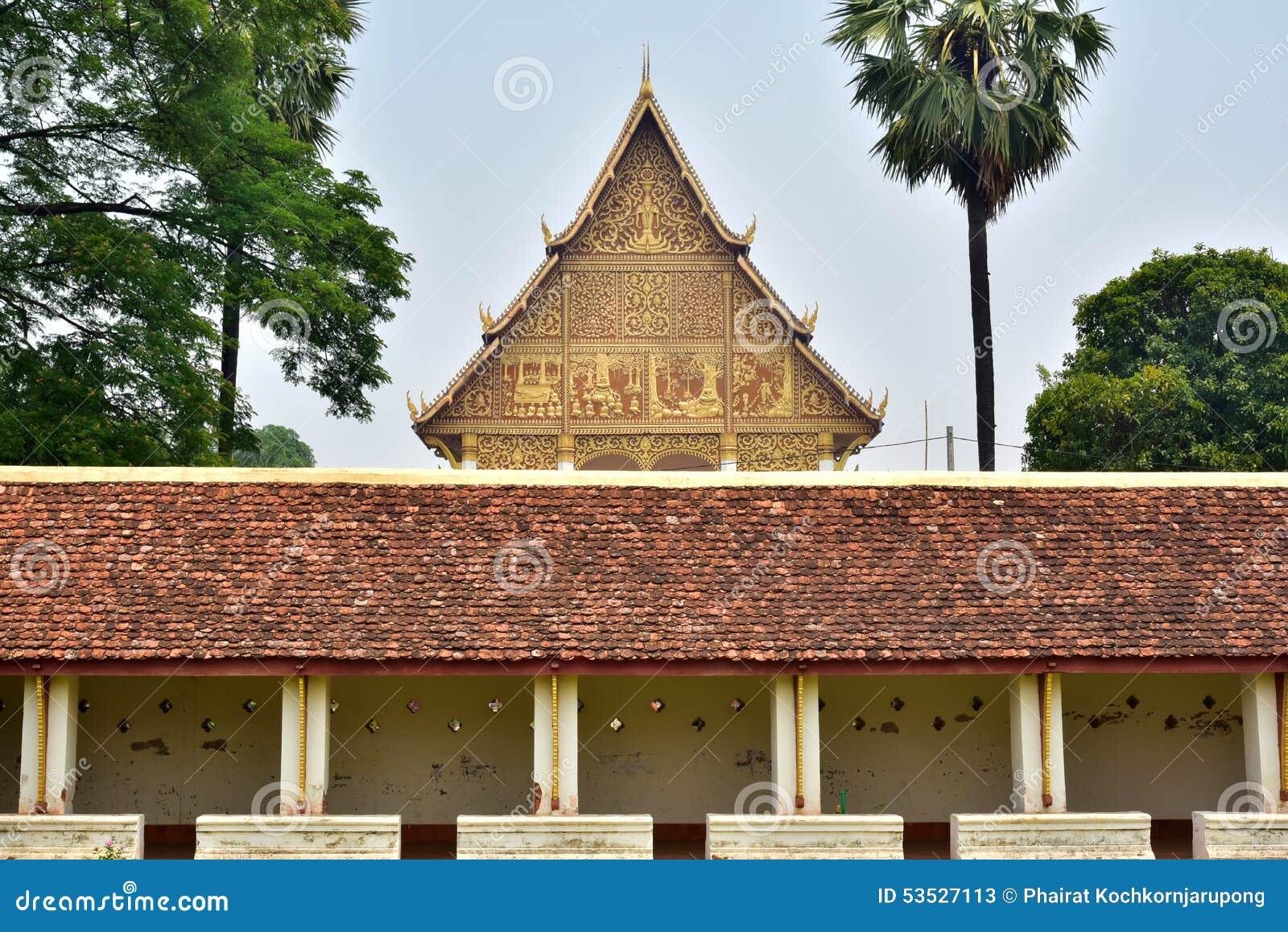 Temple atmosphere