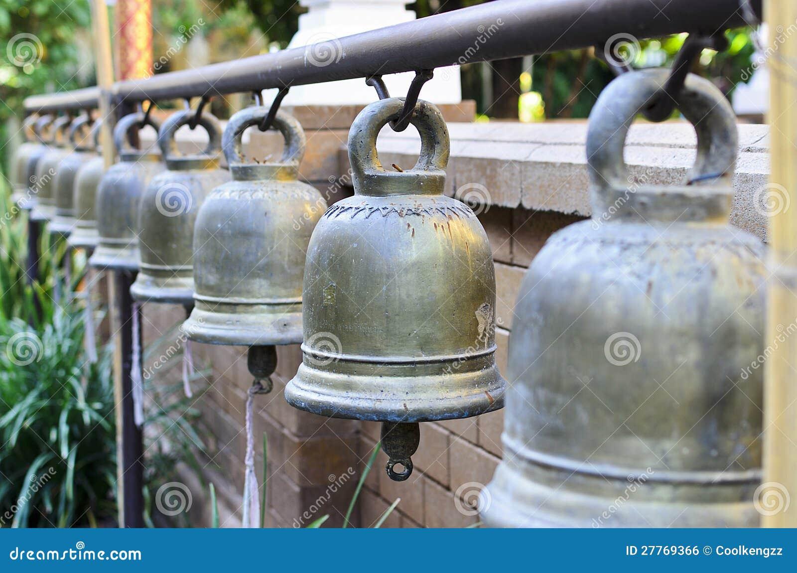 Temple Bells Chiang Mai Thaïlande