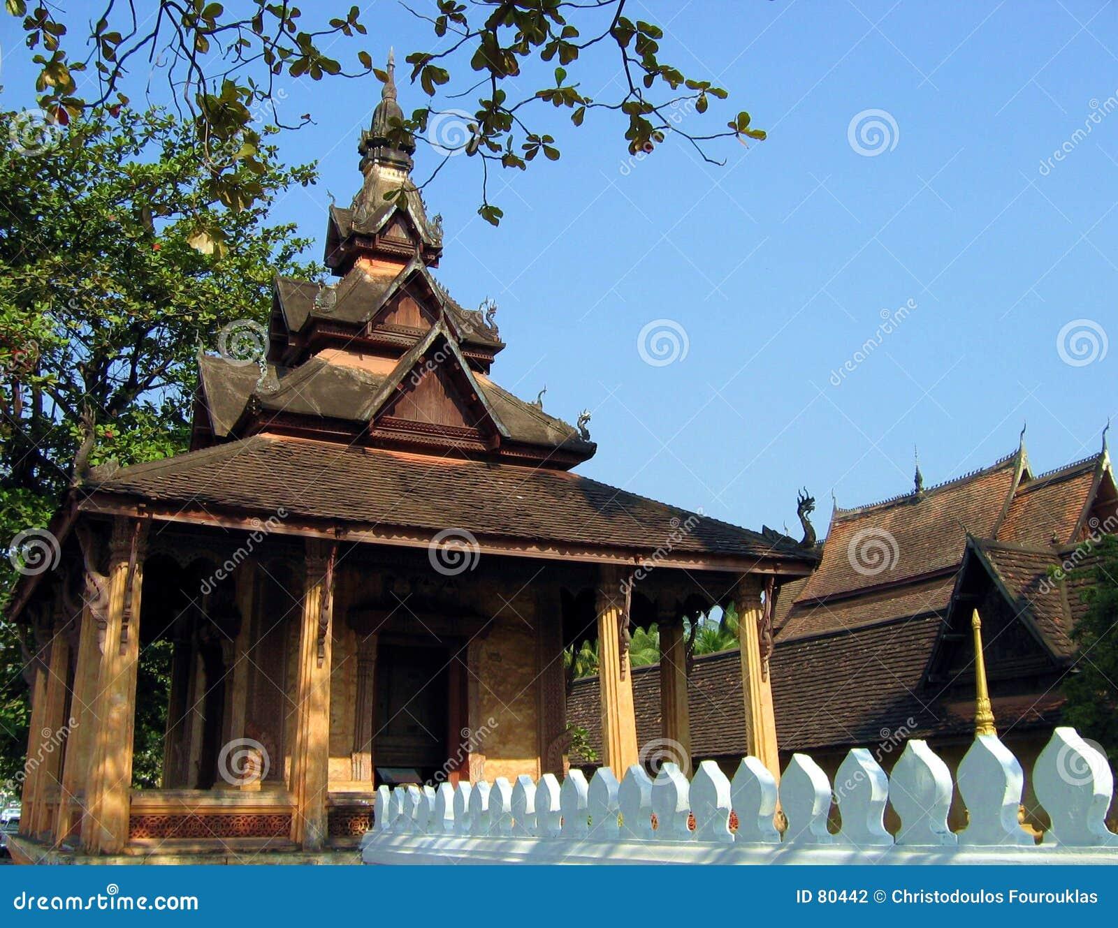 Temple bouddhiste 3