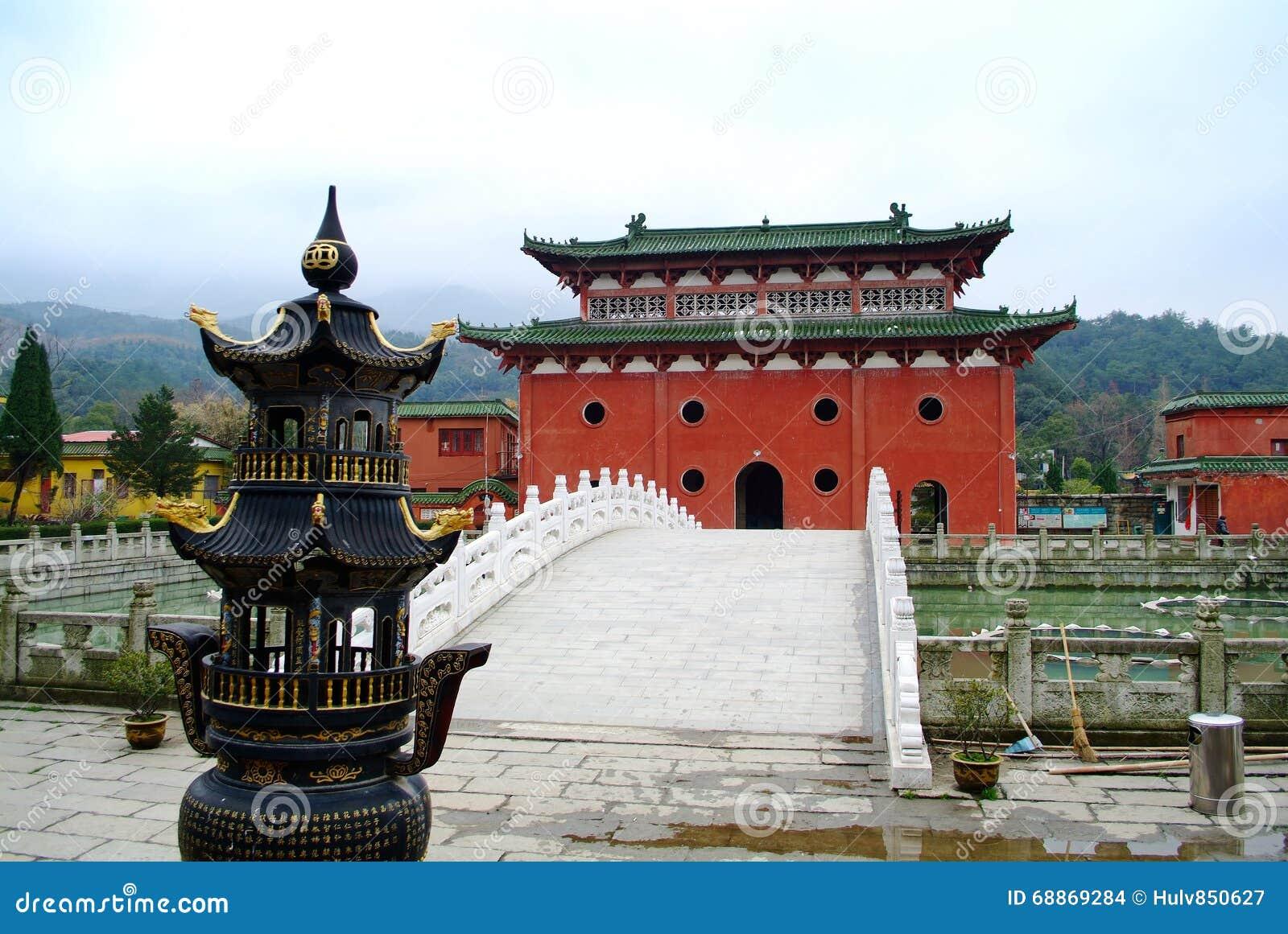 Temple , China