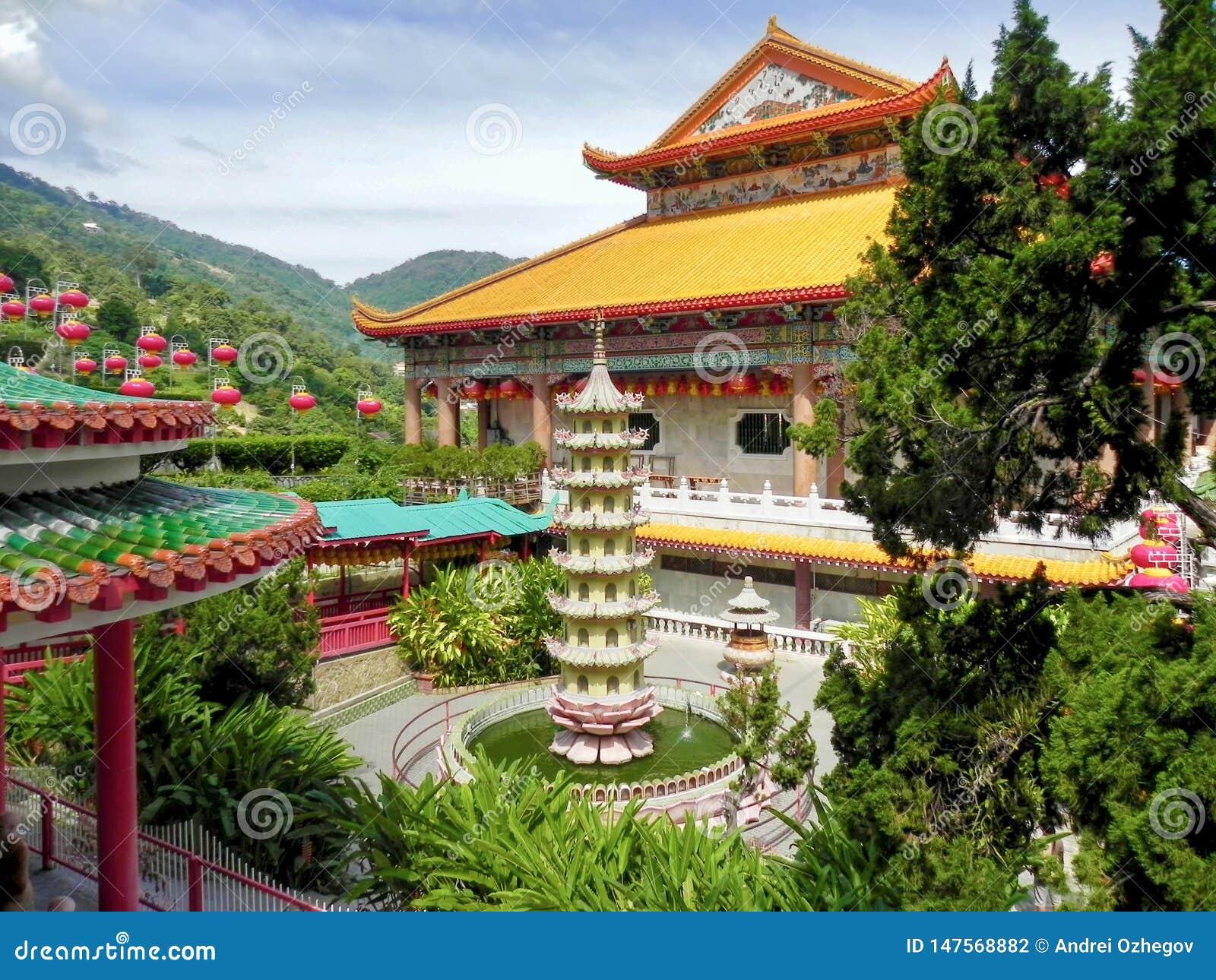 Temple chinois Kek Lok Si