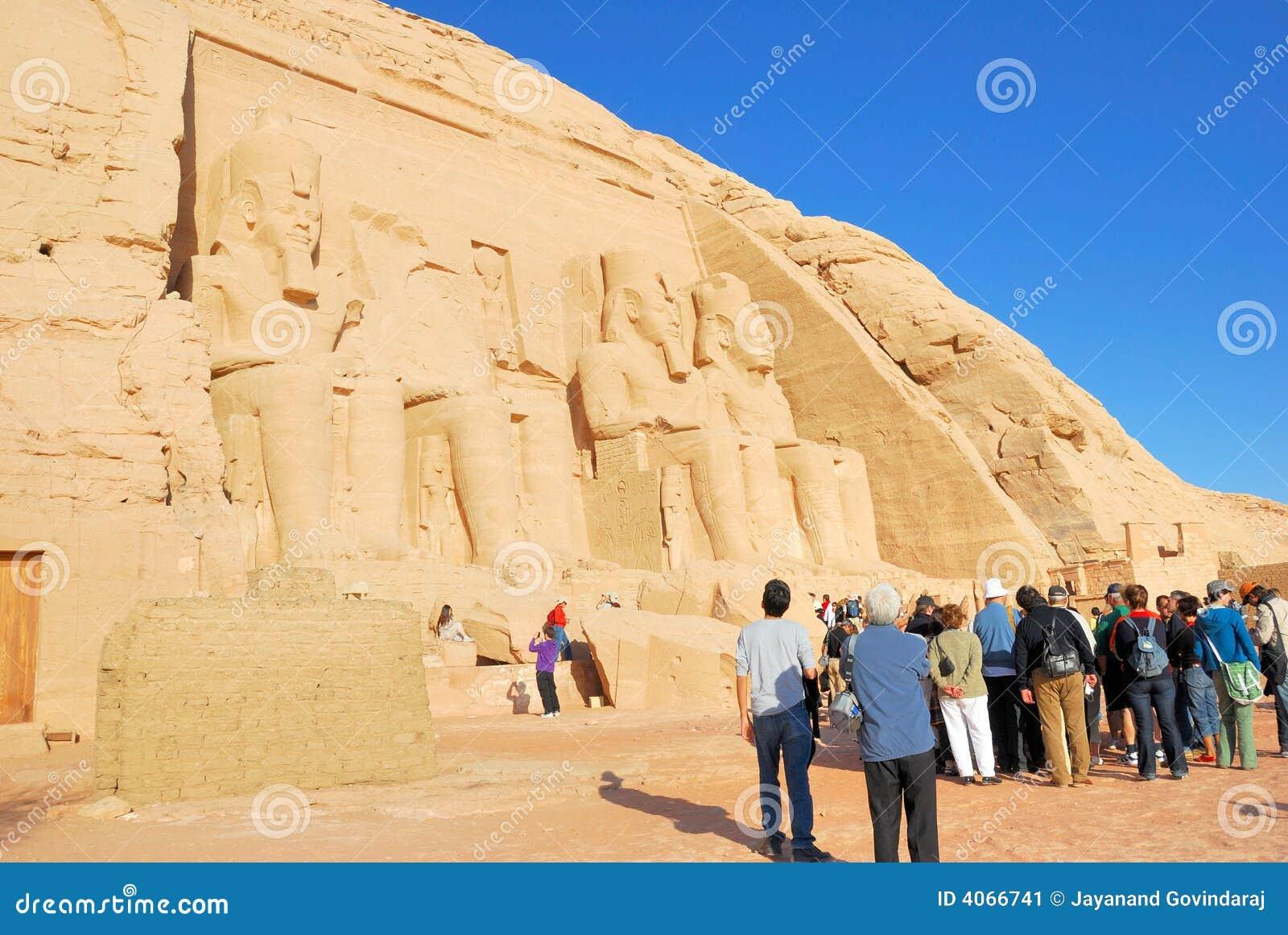 Temple d Abu Simbel