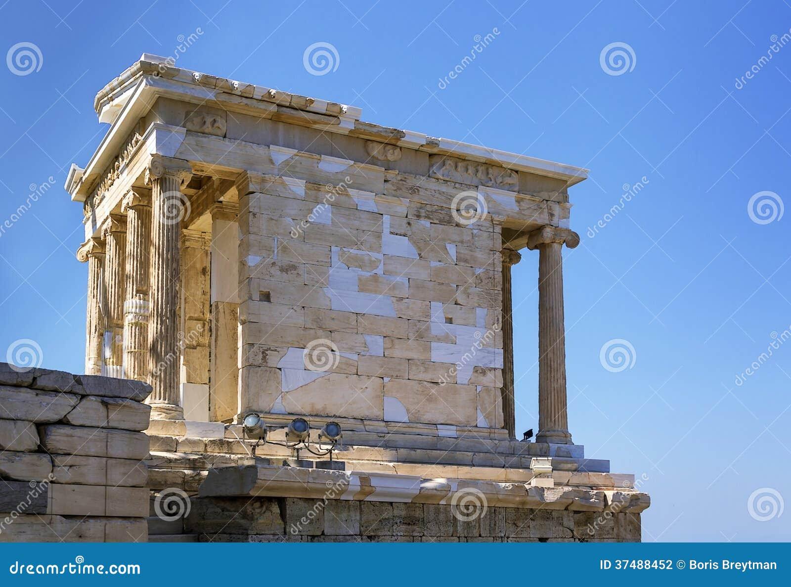 Temple d Athena Nike, Athènes