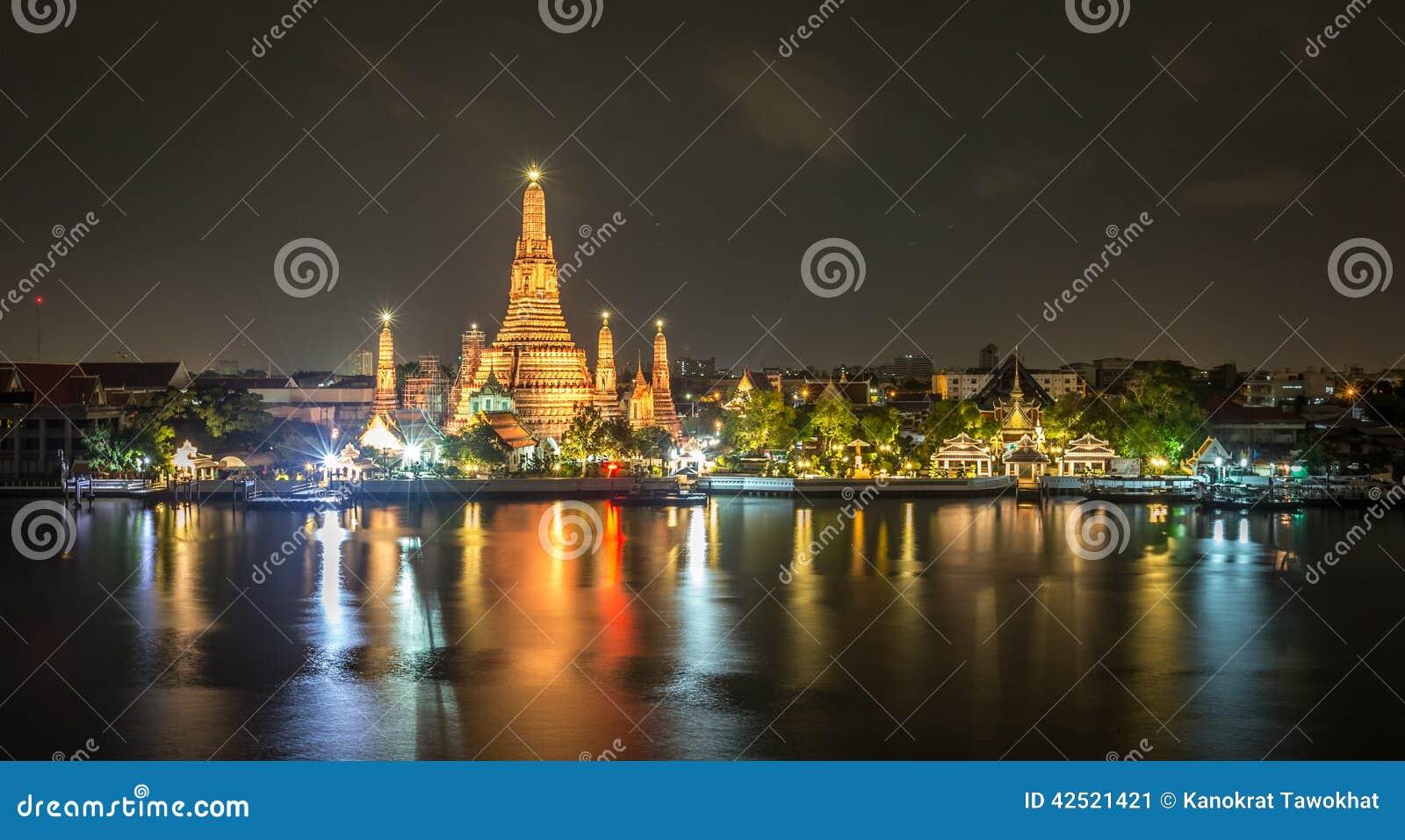 Temple of Dawn, Wat Arun Таиланд