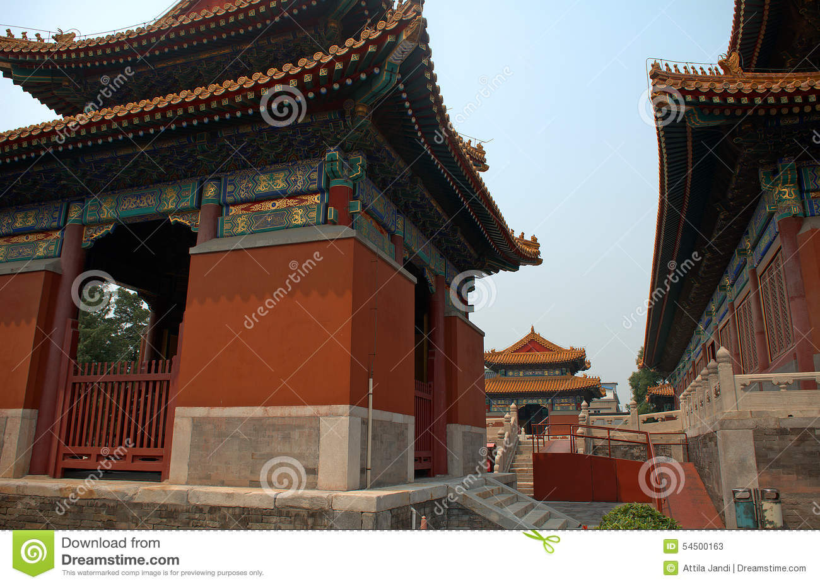 Temple de Guanjin, Pékin, Chine