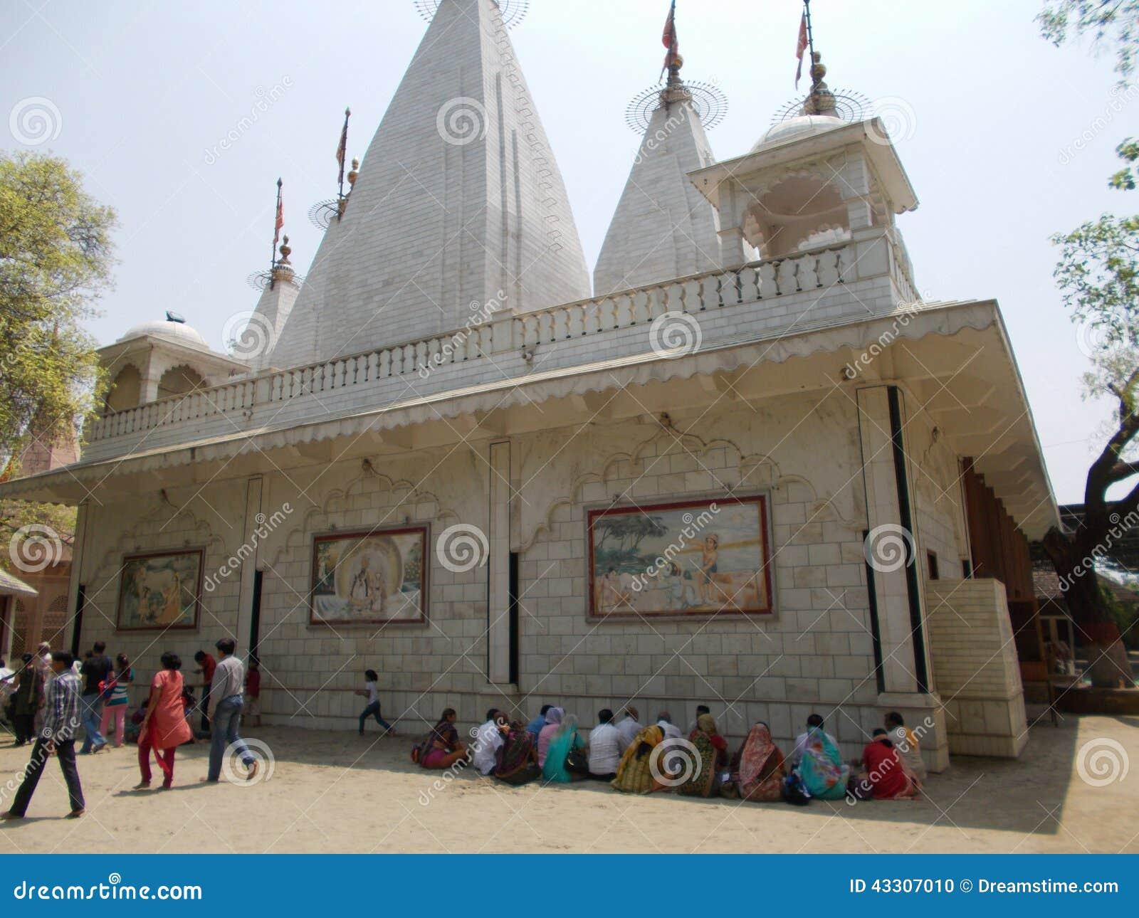 Temple de Lord Krishna