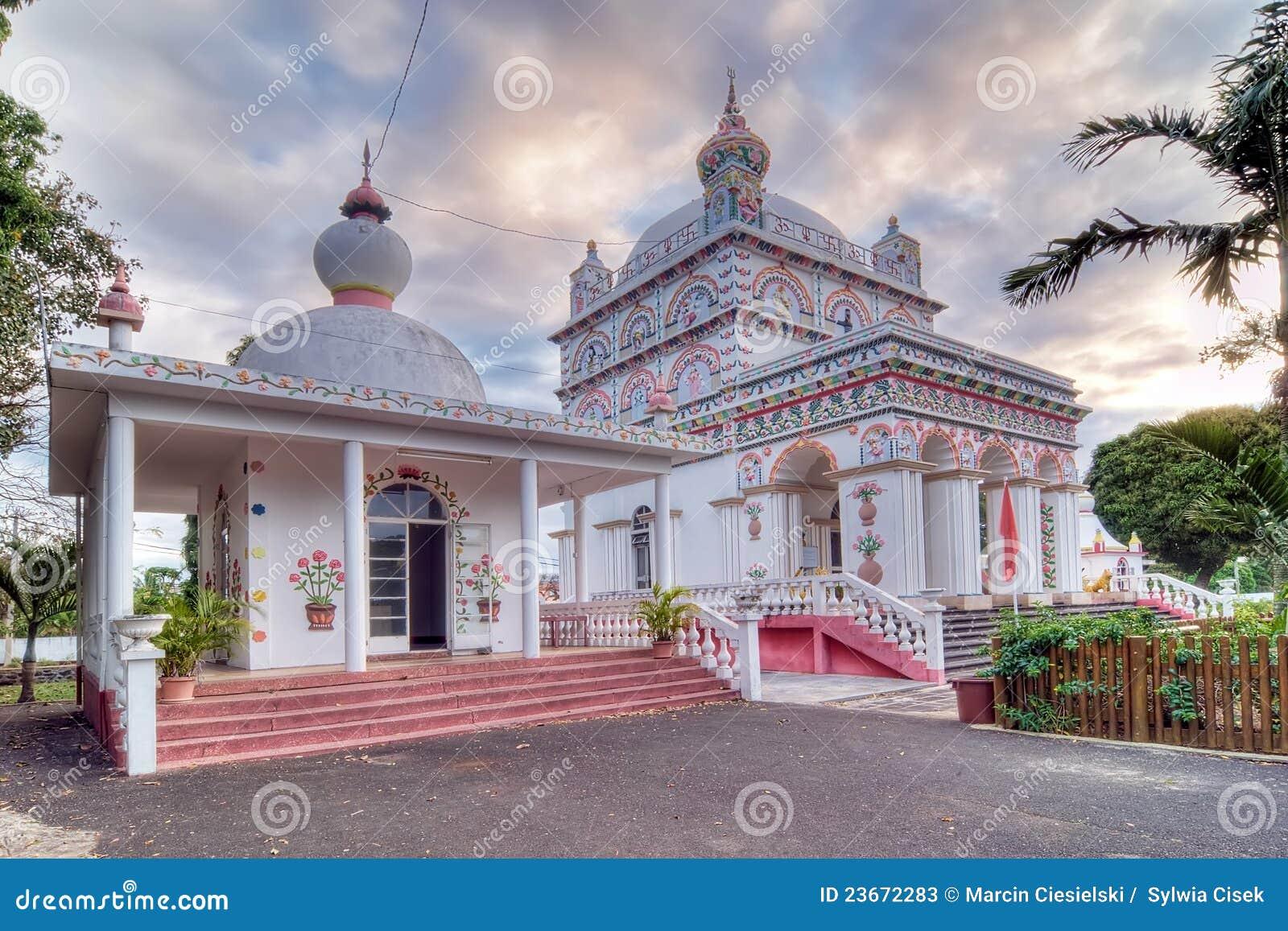 Temple de Maheswarnath en Îles Maurice