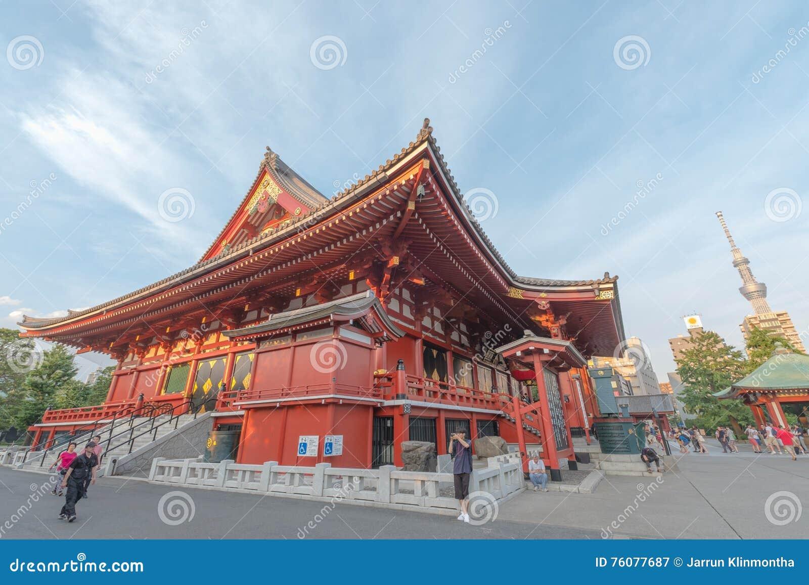Temple de Sensoji