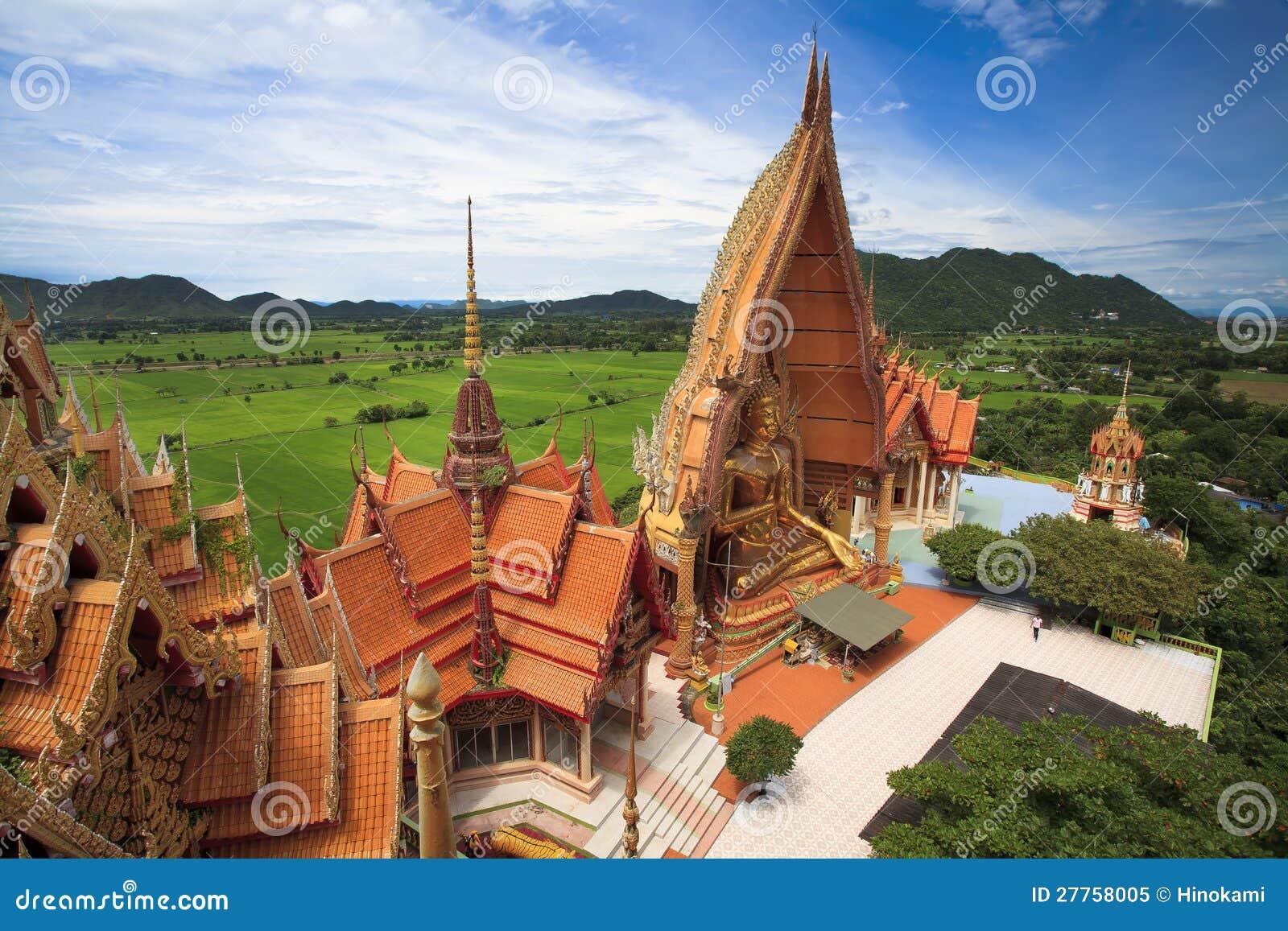 Temple de tham-sua de Wat
