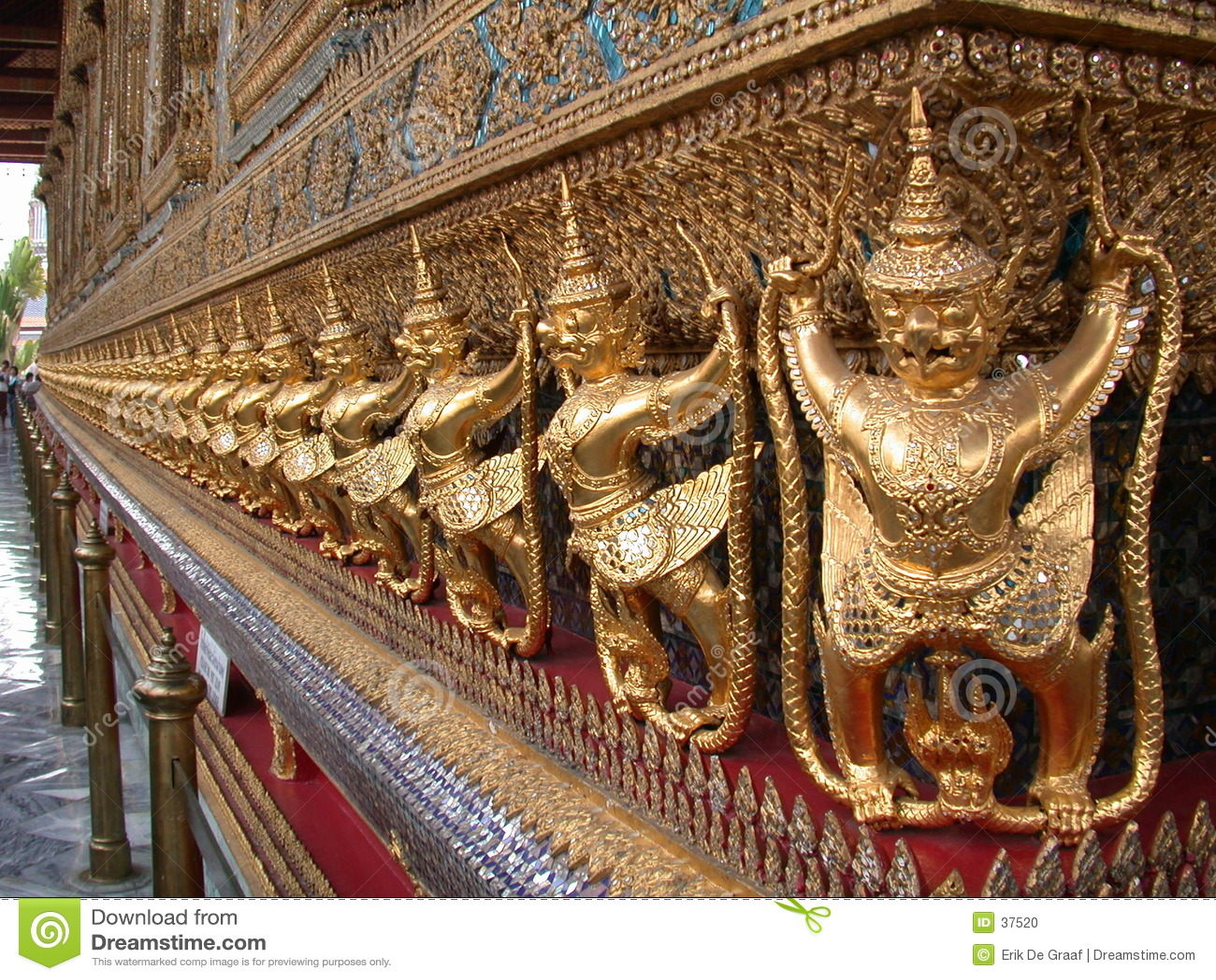 Temple du Bouddha vert 2