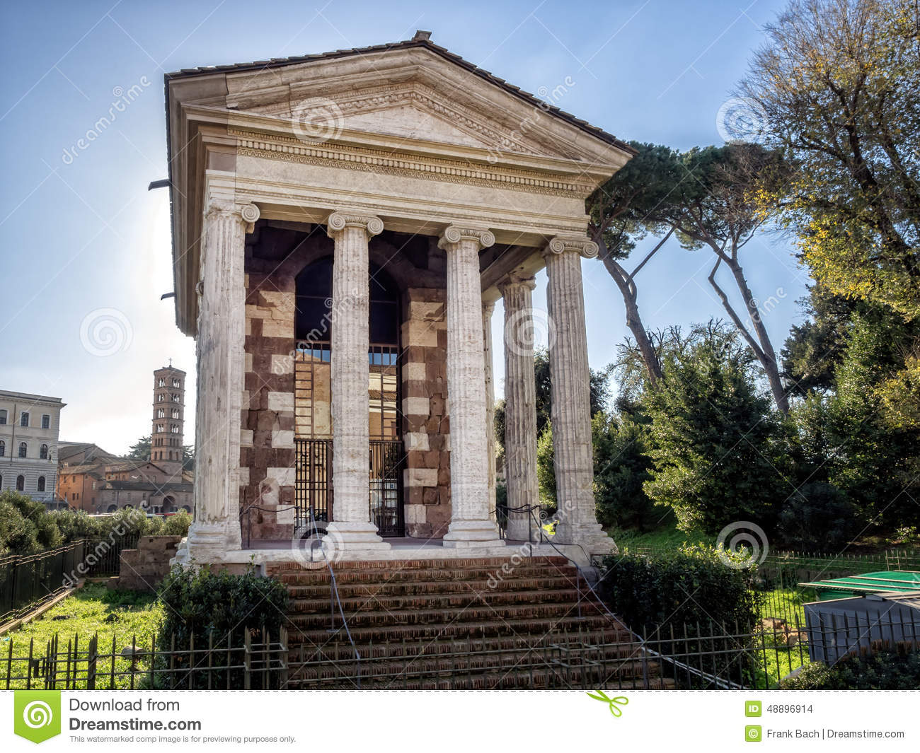 temple of fortuna