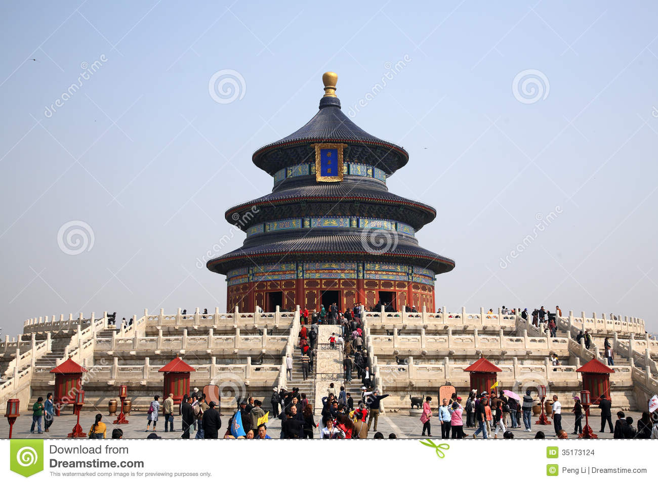 The temple of heaven editorial stock image image of ancient 35173124 the temple of heaven ancient landmarks buycottarizona Gallery