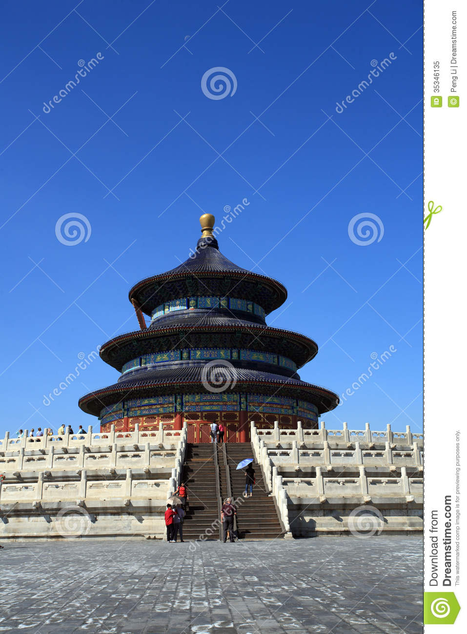 The temple of heaven editorial image image of ancient 35346135 the temple of heaven buycottarizona Gallery