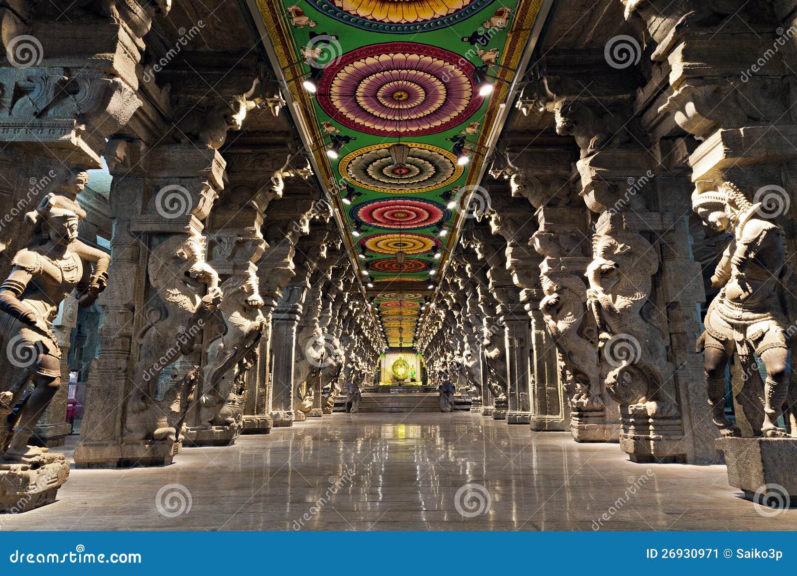 Temple indou de Meenakshi