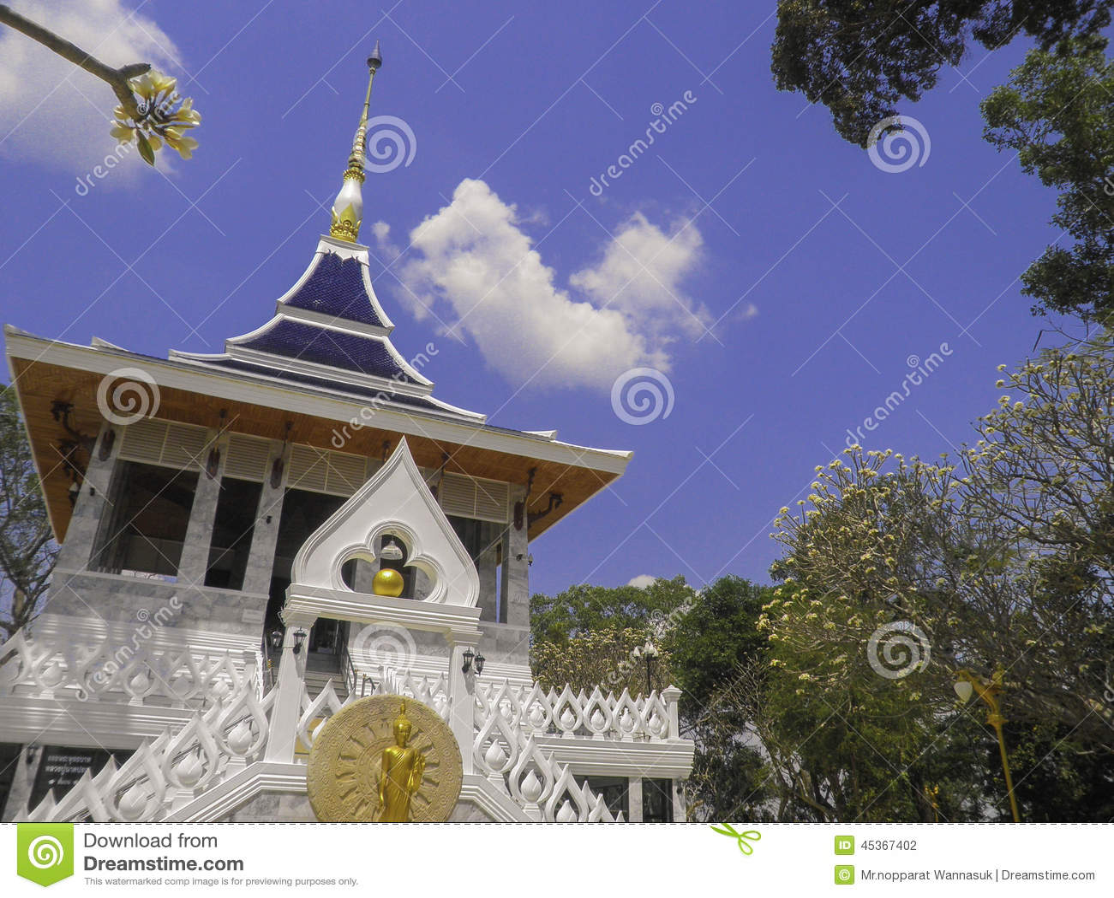 Temple thaï