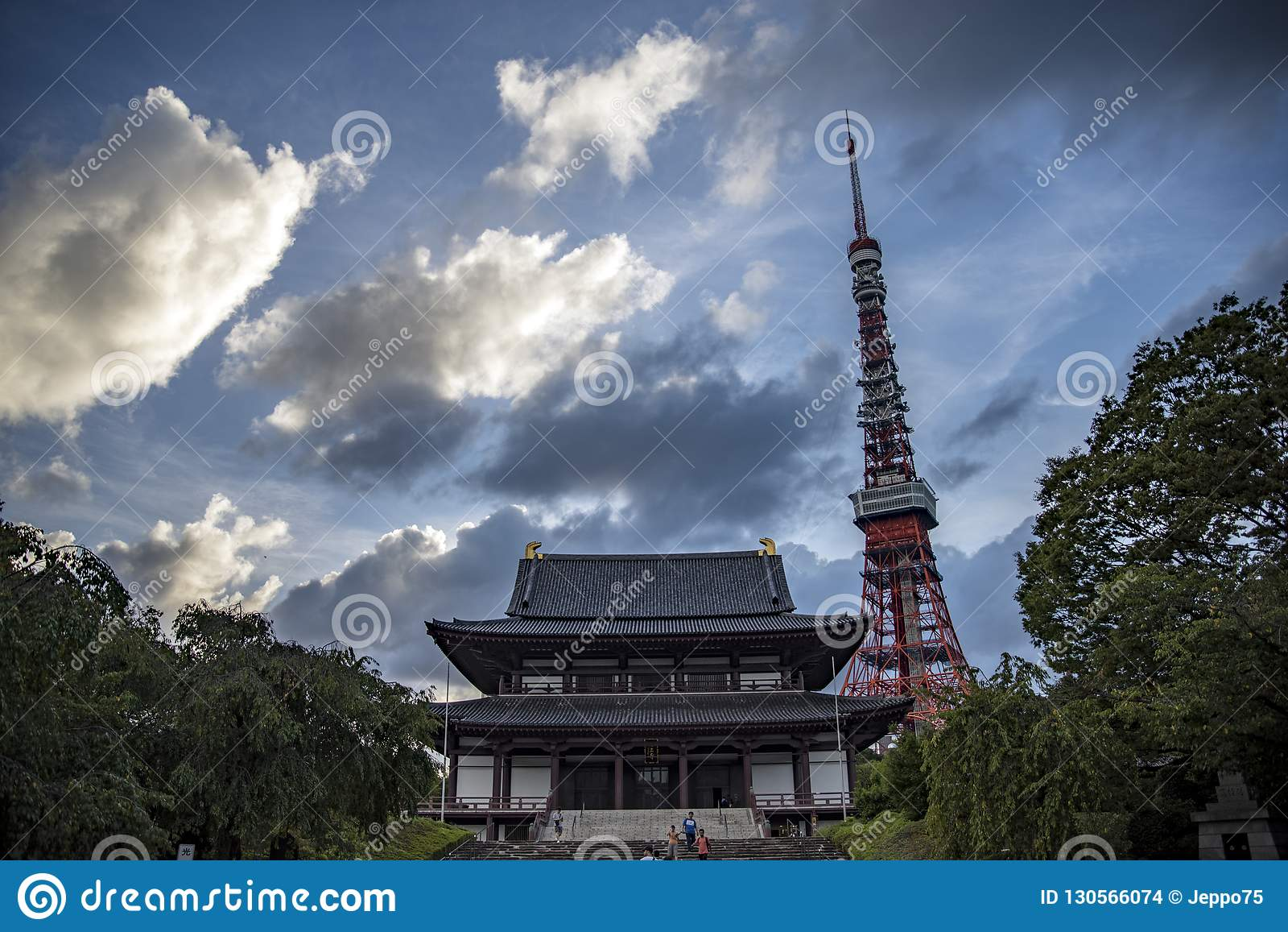 Temple Tokyo de Zoji-Ji