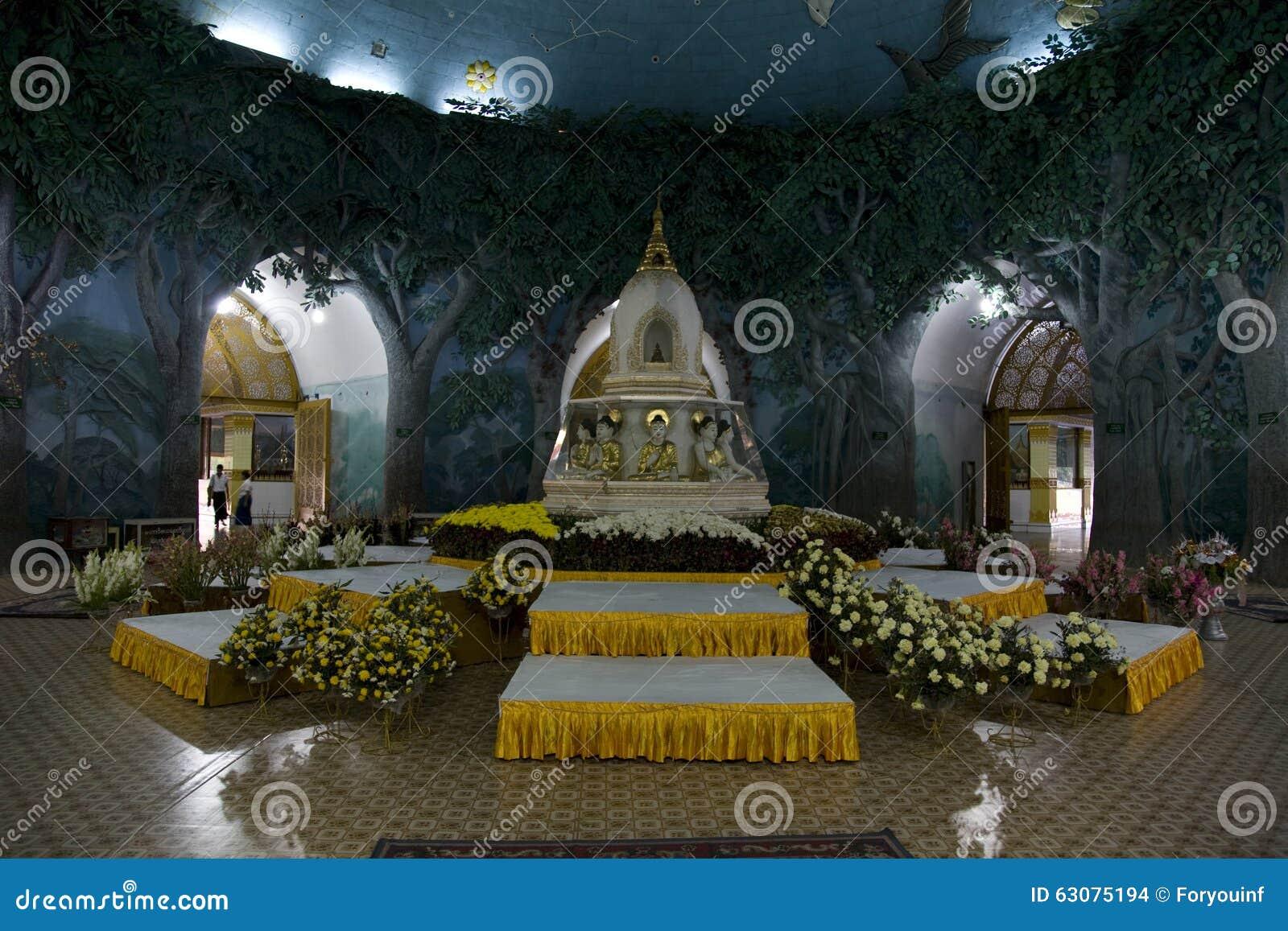 Download Temples De Bagan Avec Le Ciel Photo stock - Image du histoire, mythologie: 63075194