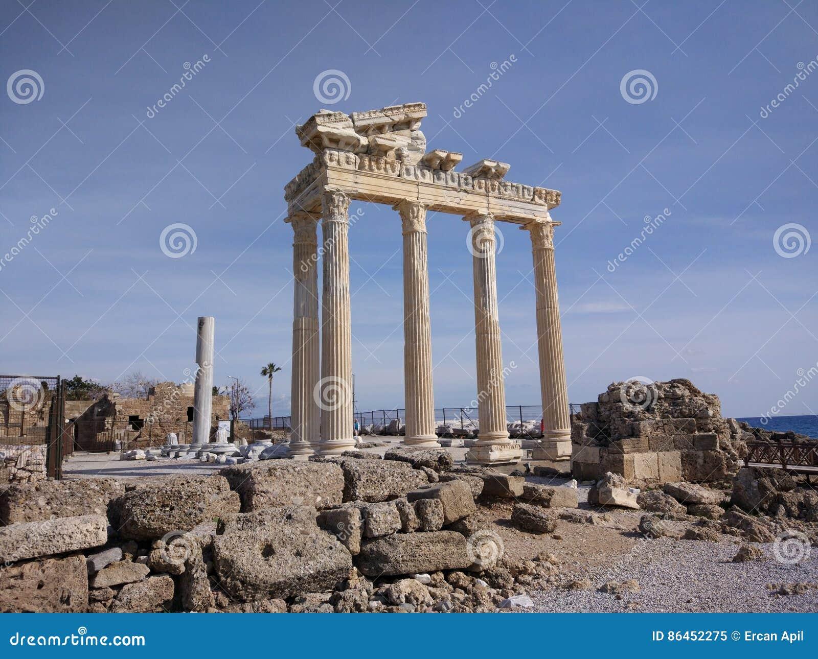 Templet av Apollon