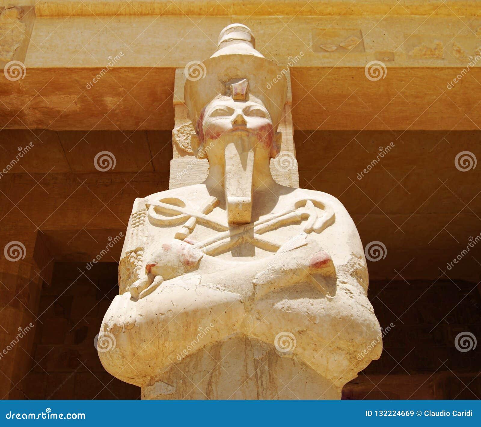 Templet av Hatshepsut