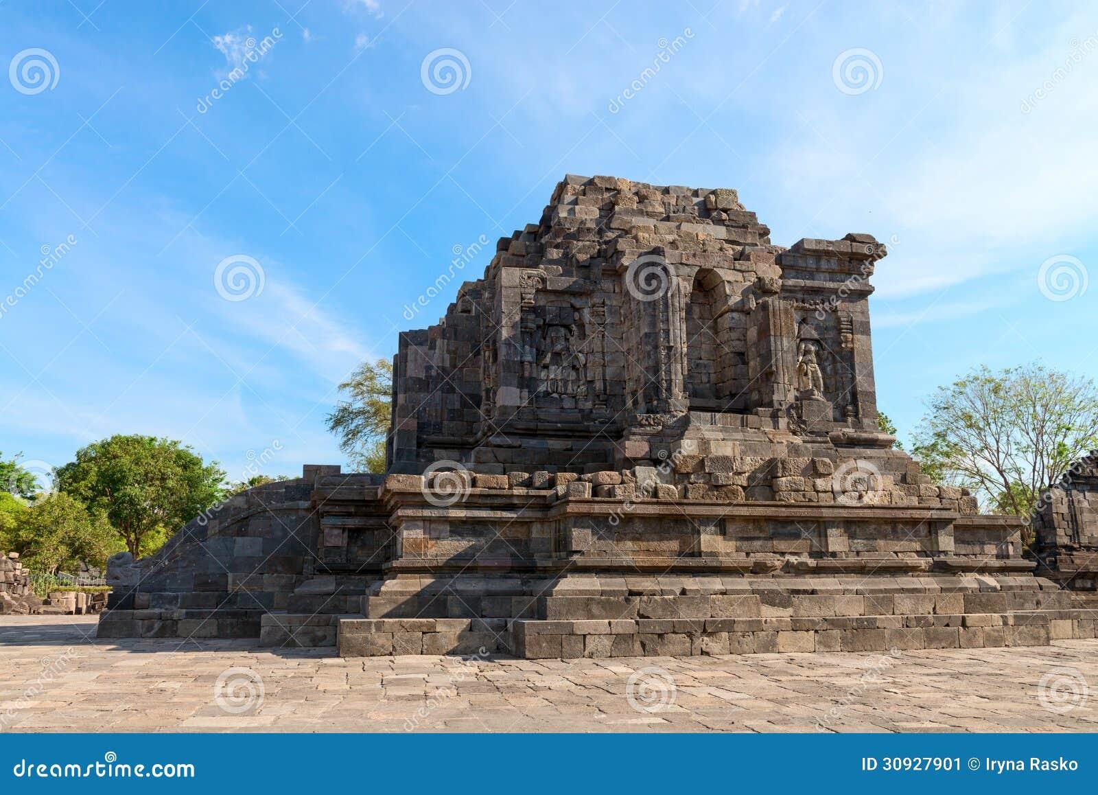 Templo budista de Candi Lumbung