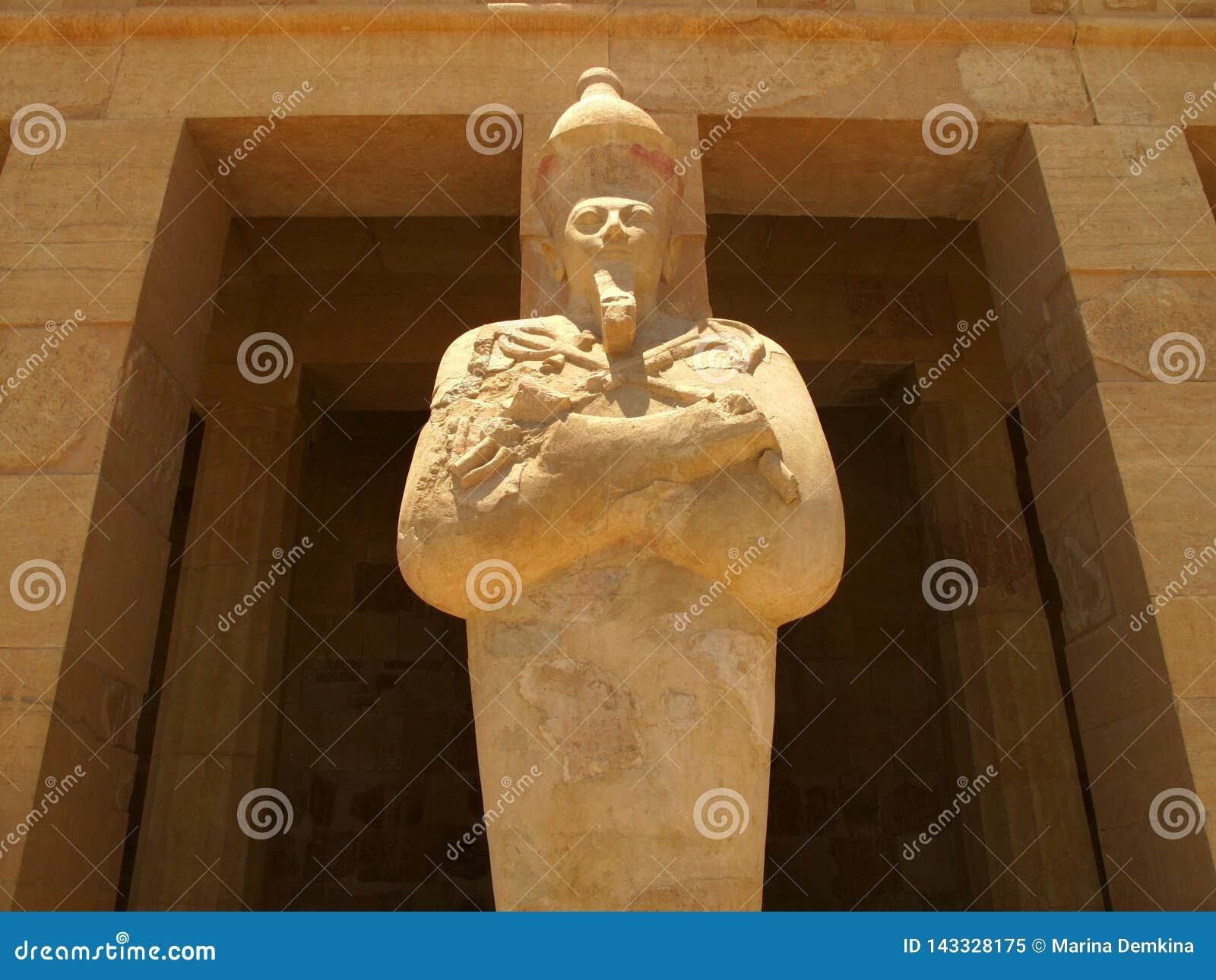Templo da rainha Hatshepsup Monumentos históricos da antiguidade