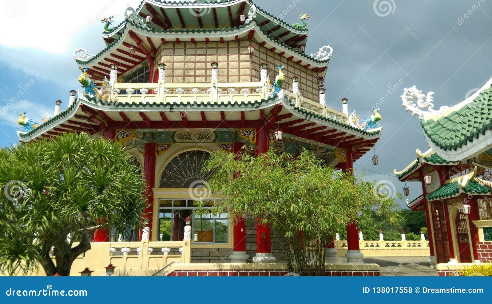 Templo da taoista em Cebu
