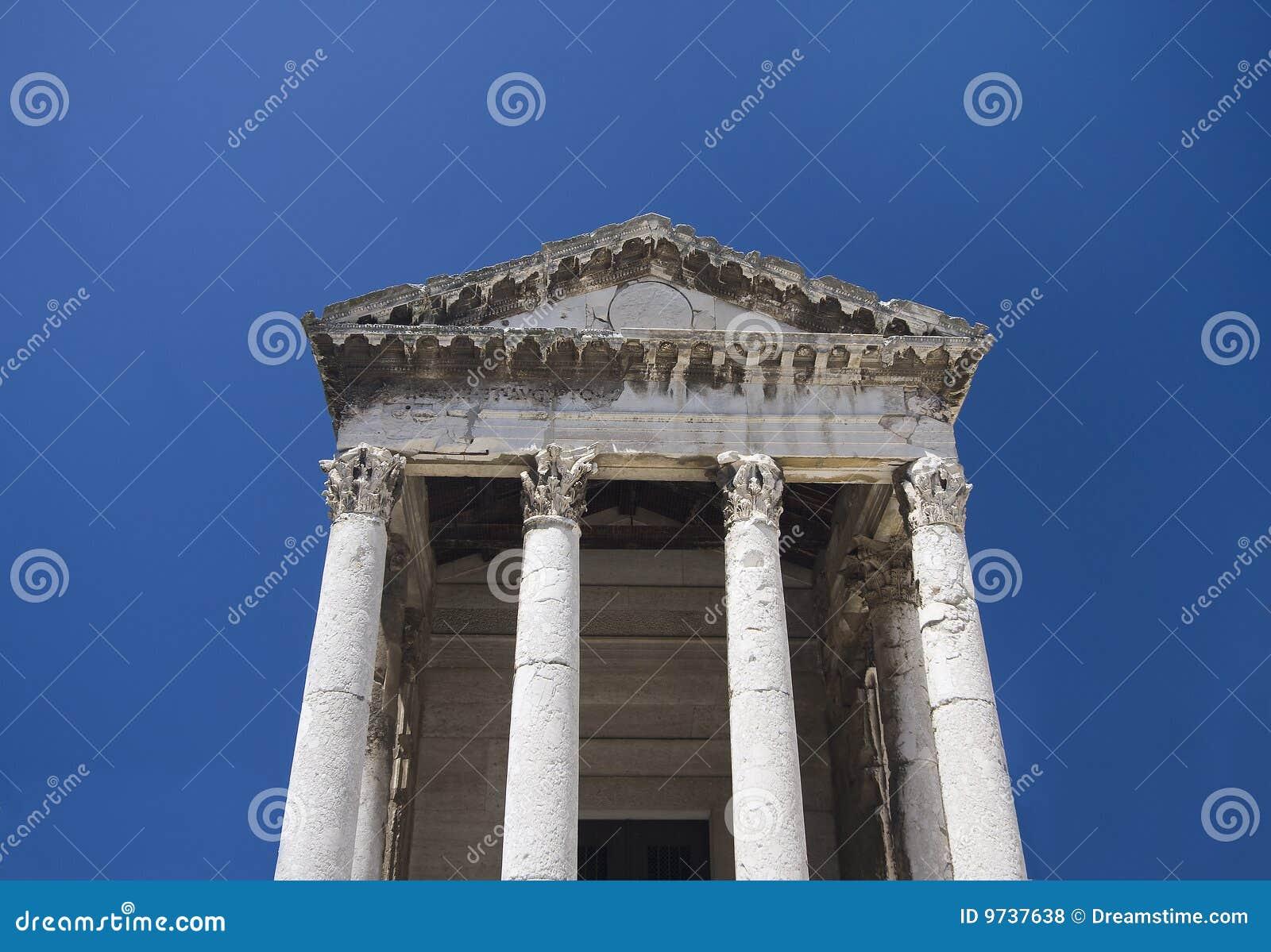 Templo de agosto